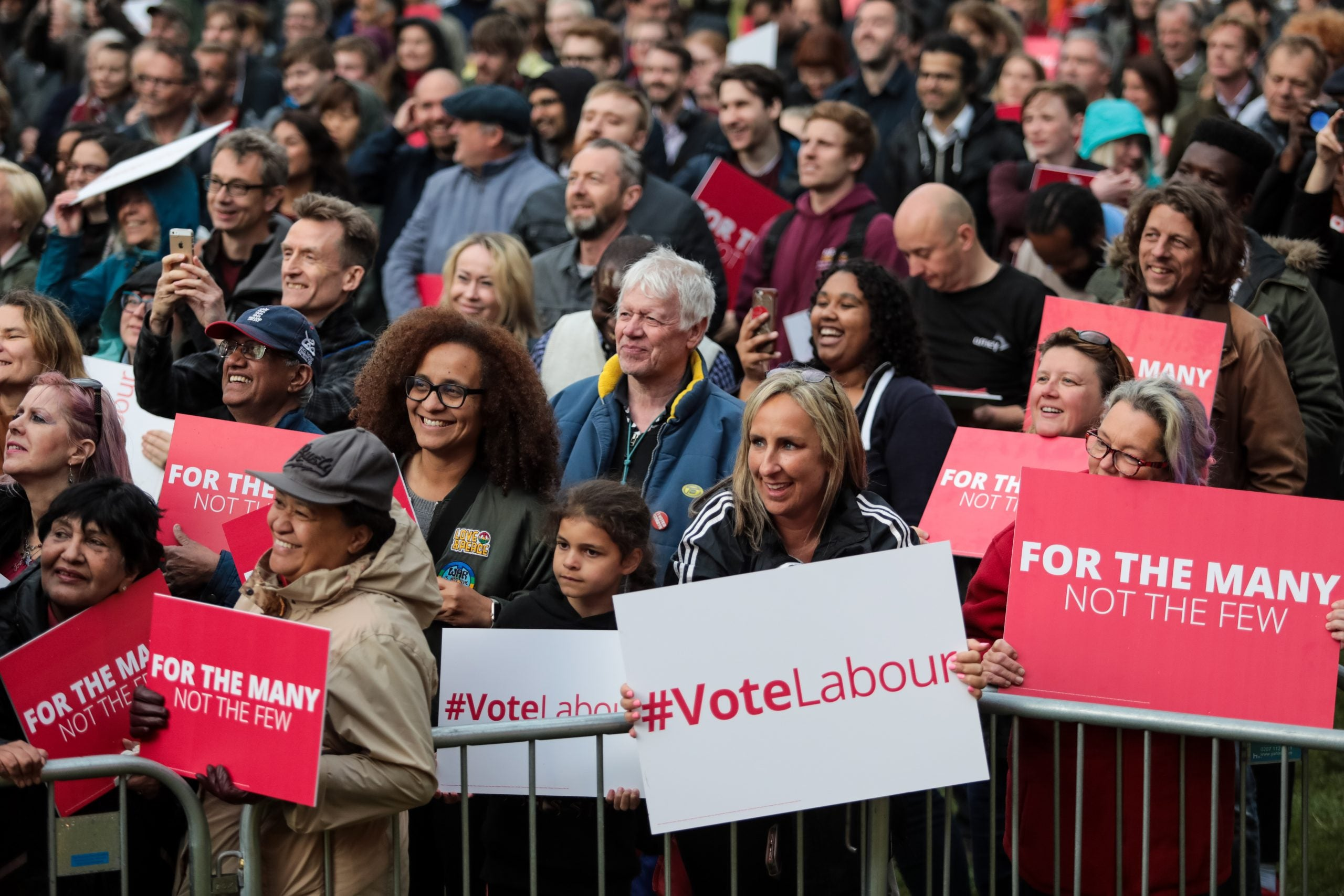 One year on, this is what we know about the voters behind Labour's snap election surge