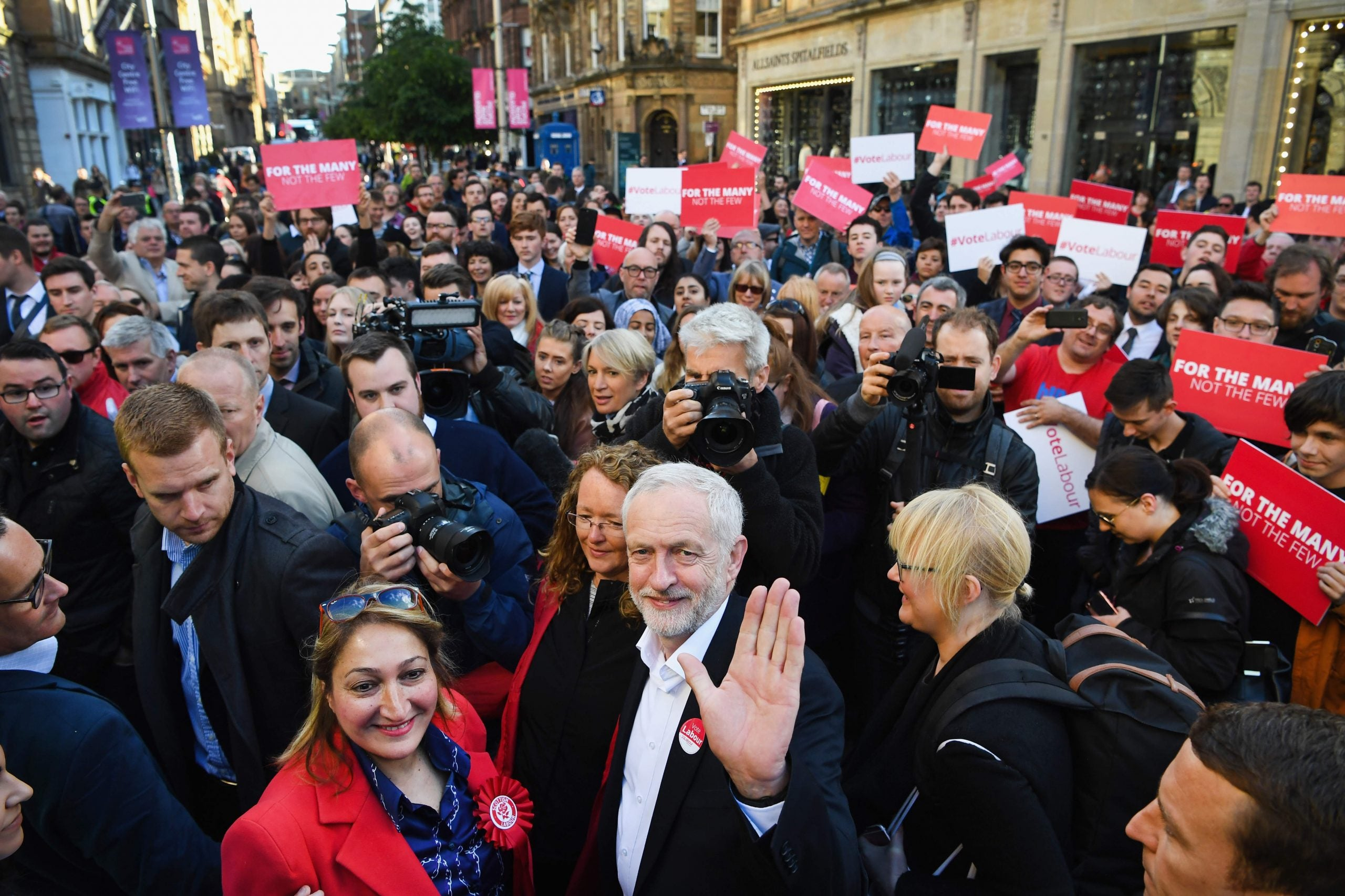 Anti-Corbyn MPs thought the election would be Labour's apocalypse. So, now what?