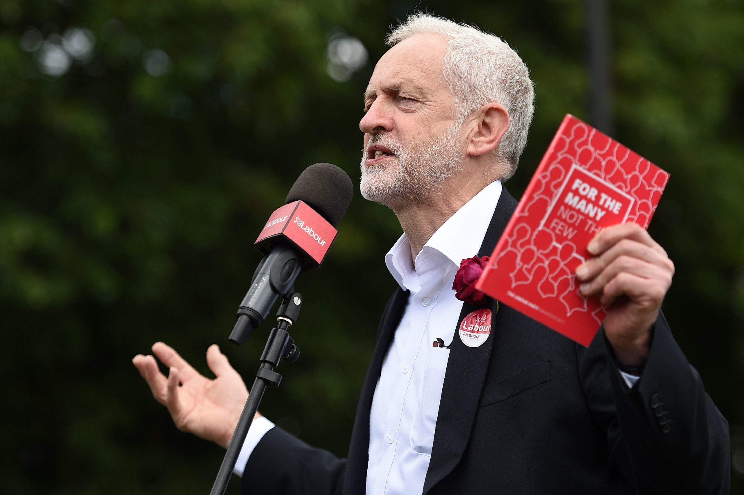 The election sealed the deal – Jeremy Corbyn's new socialism won the argument