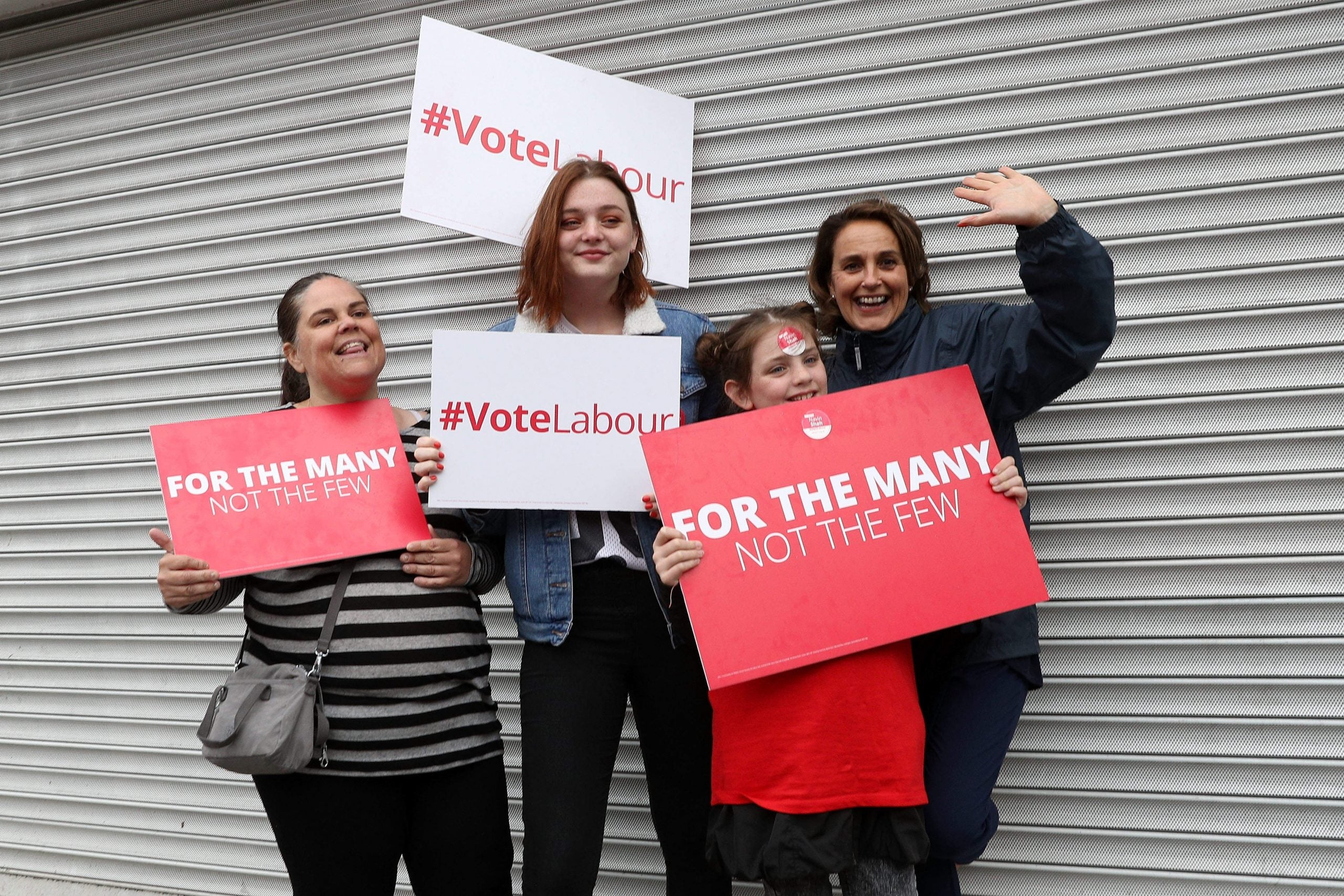 How young voters powered Labour's surge