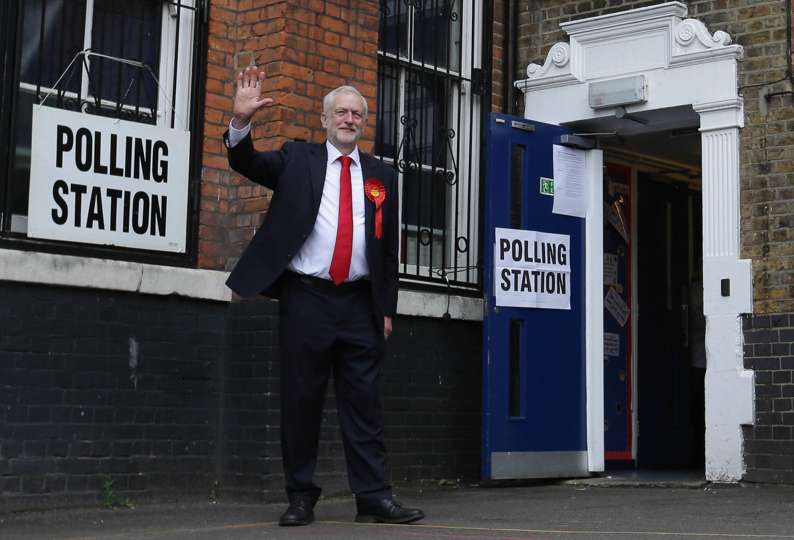 Basking in a surprise success, Corbyn's team is planning for victory next time