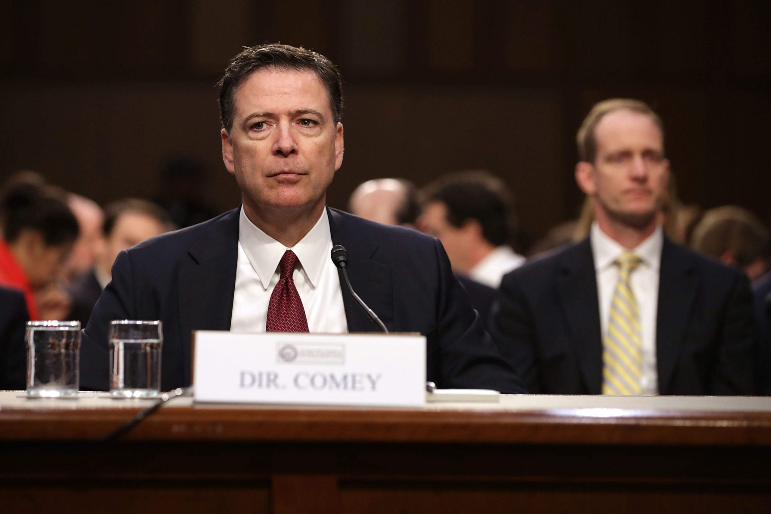 James Comey's testimony lived up to the billing, but won't sink Donald Trump