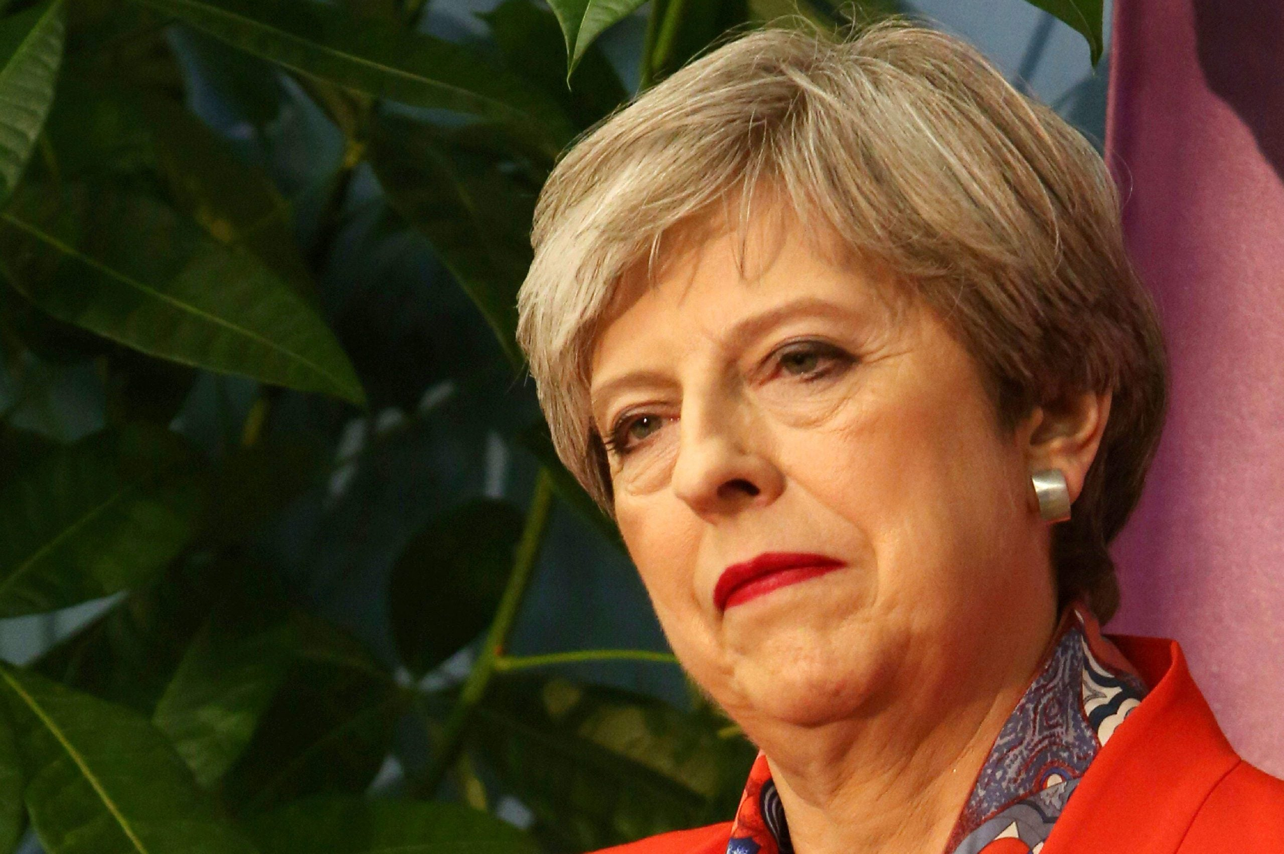 2017: The year Theresa May's opponents took back control