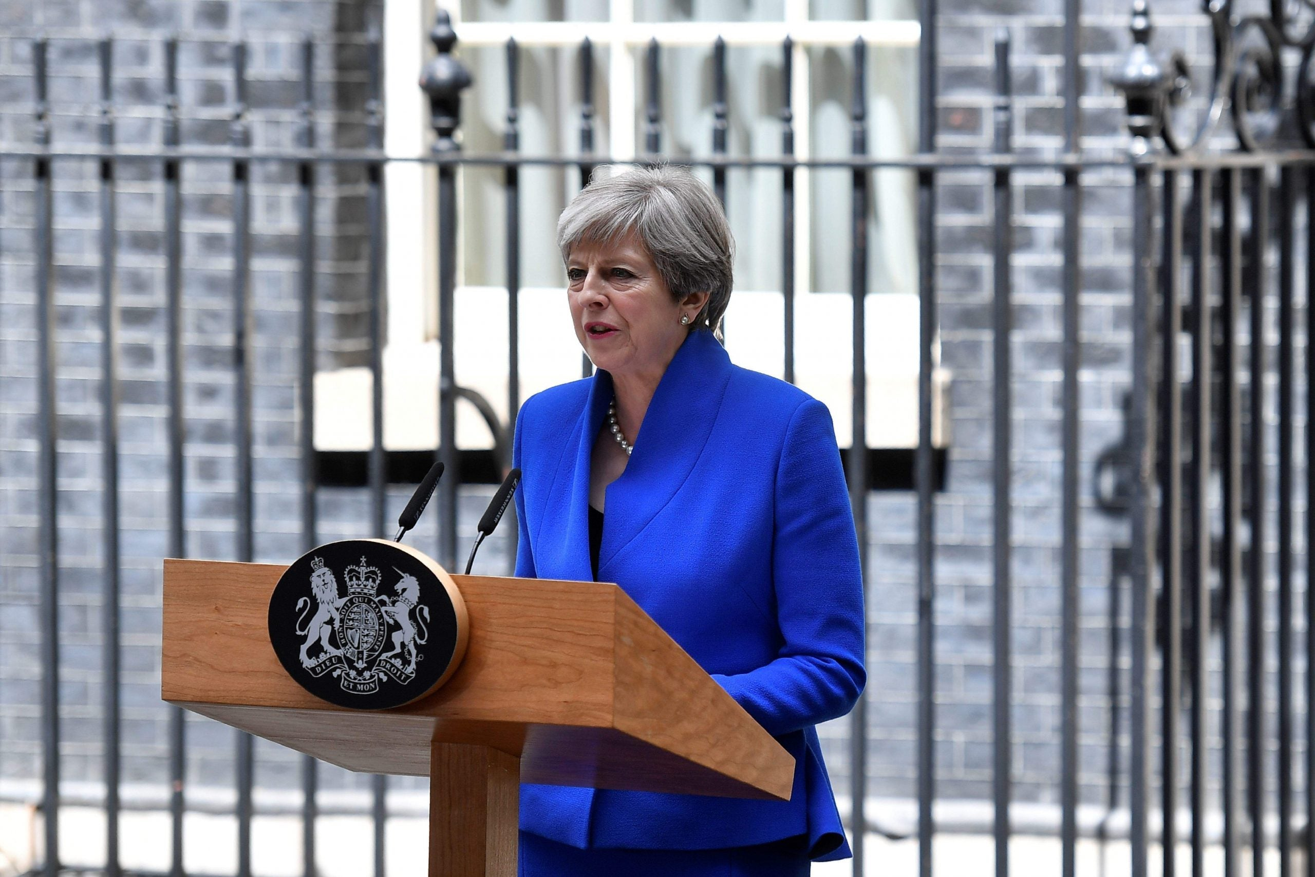 The consensus is that there must be an orderly transition – but Theresa May is finished
