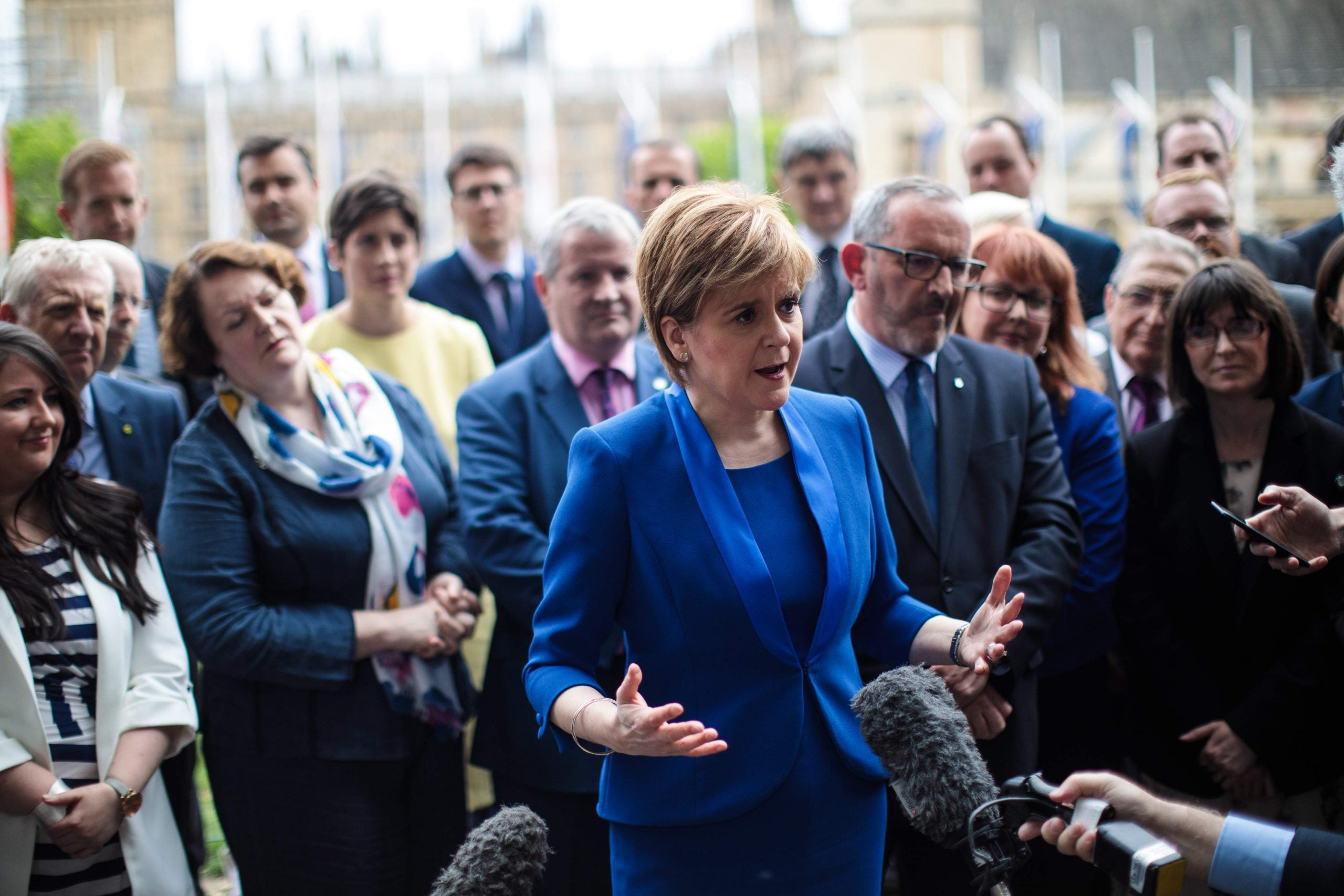 """SNP MPs fear another snap election: """"It was one-way traffic to Labour"""""""