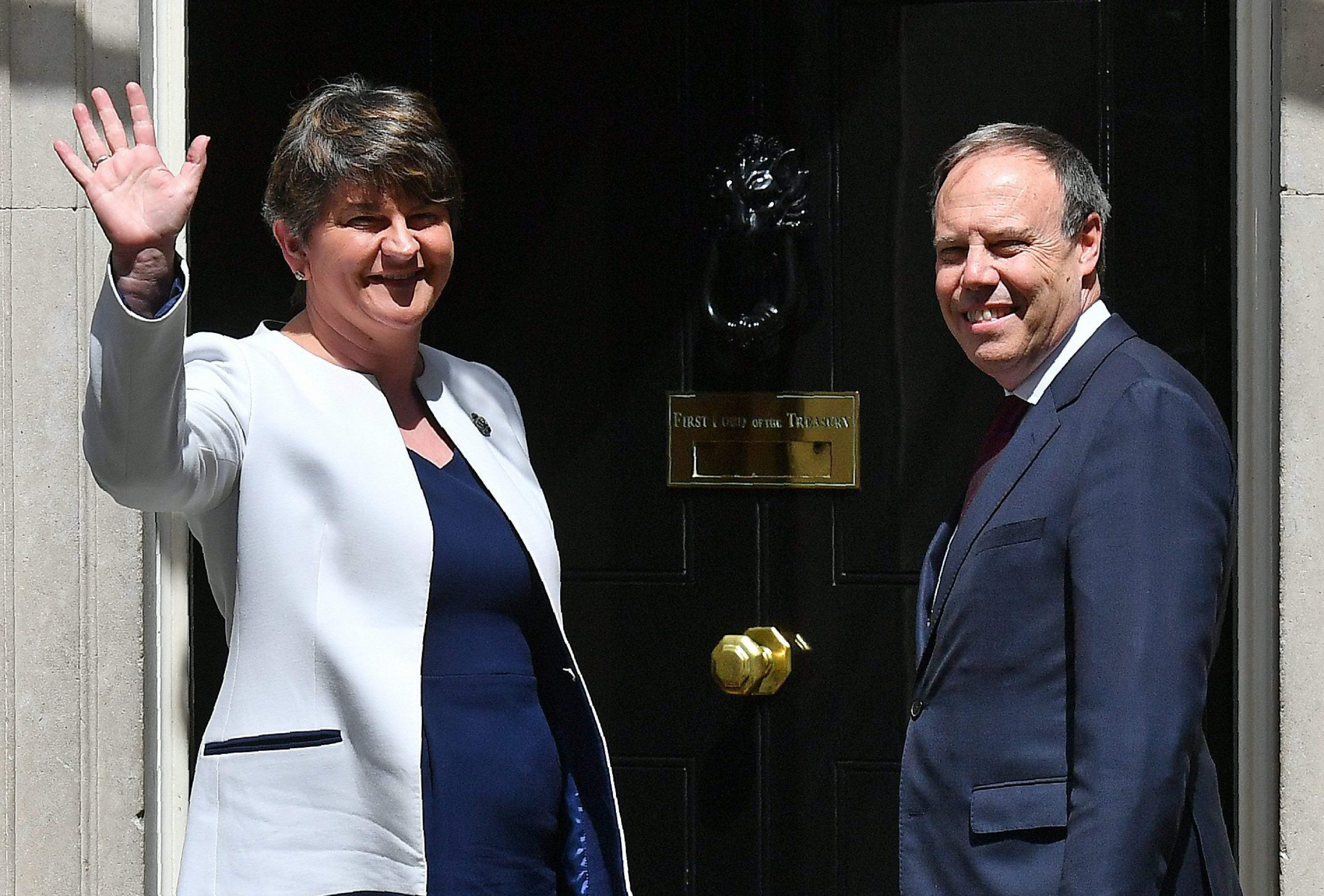The DUP has gone from party of protest to party of power