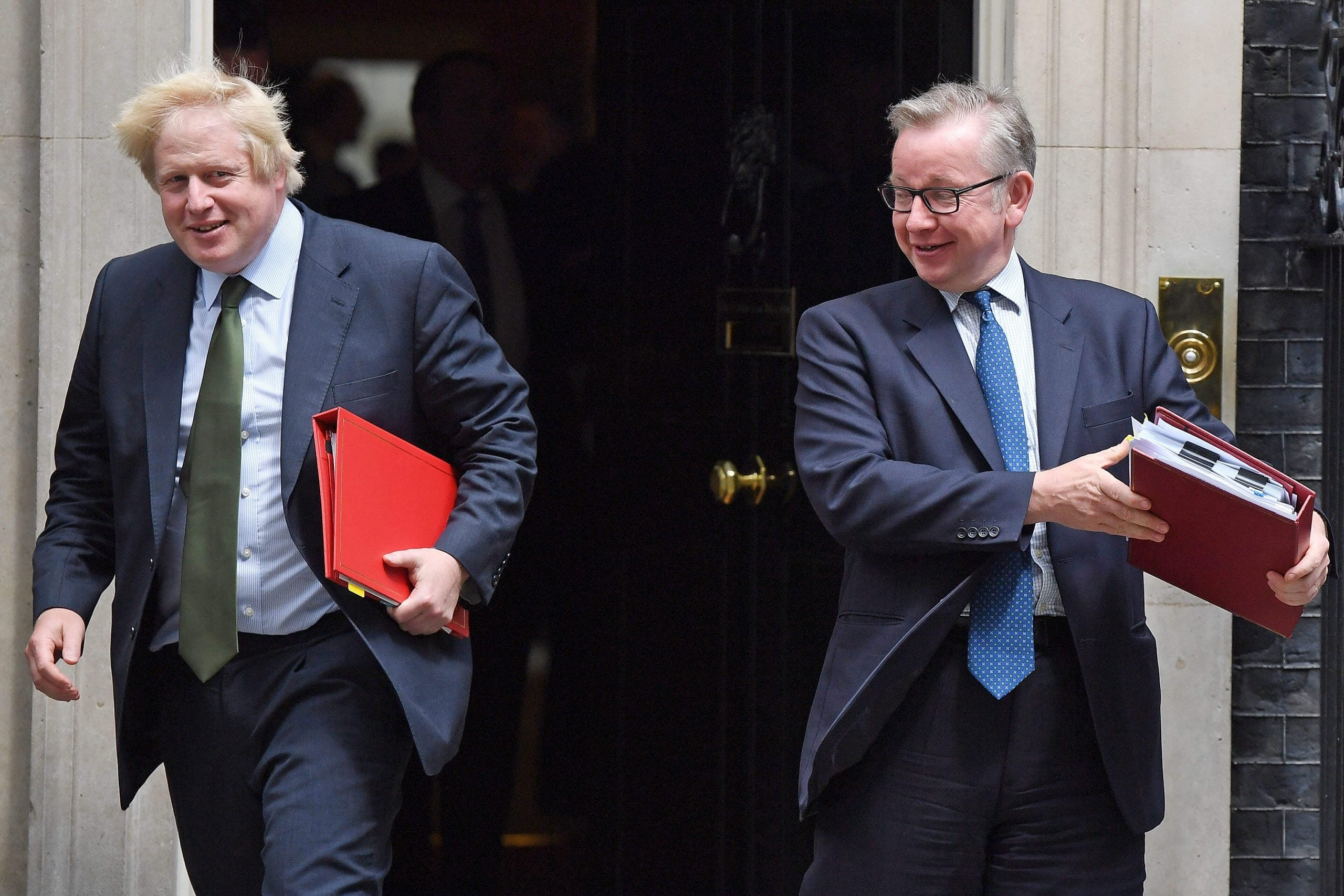 Commons Confidential: Is Brexit's latest victim the unstable bromance of Boris Johnson and Michael Gove?