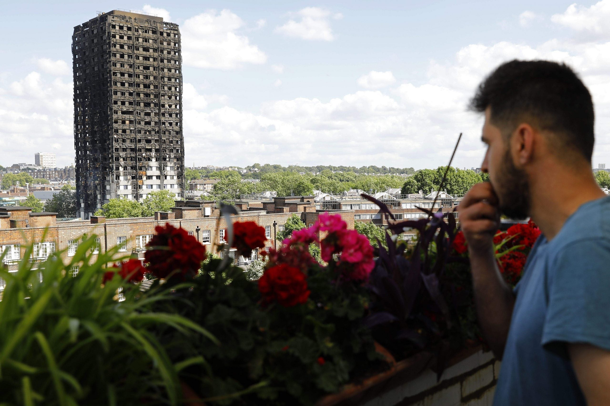 Grenfell Tower residents are angry and alone in a neighbourhood of absent millionaires