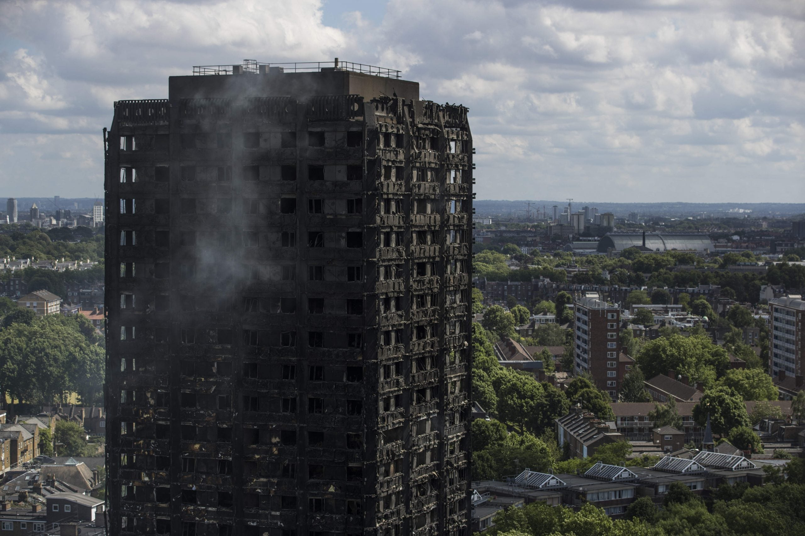 Why we must politicise the tragedy of Grenfell Tower