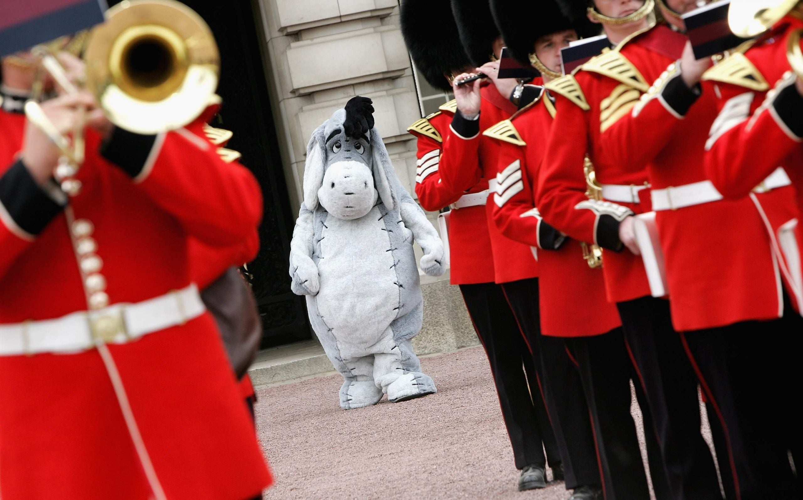 Ignore the Brexiteer Tiggers - Eeyore is the perfect national role model
