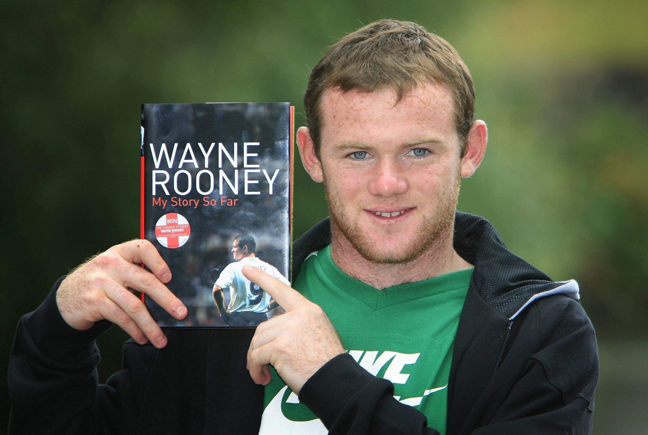 To everything, there is a season – as Wayne Rooney is discovering