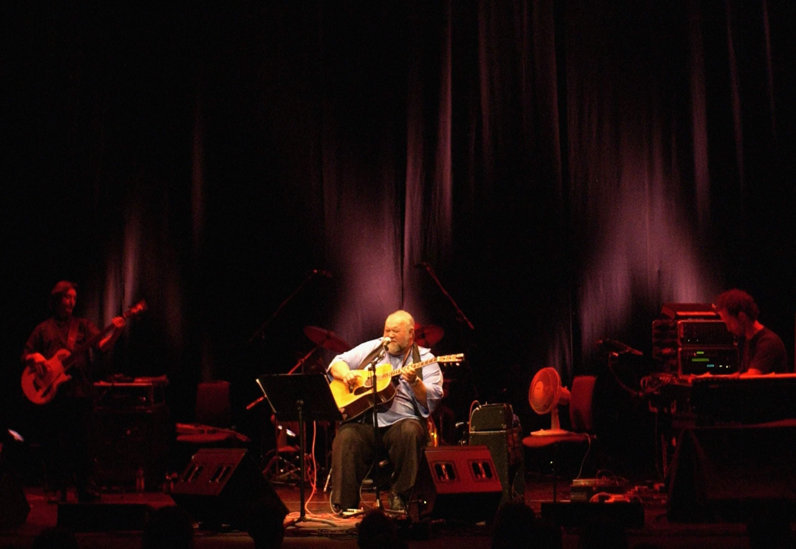 """Ian Rankin on Solid Air by John Martyn: """"The voice of a whisky-soaked angel"""""""