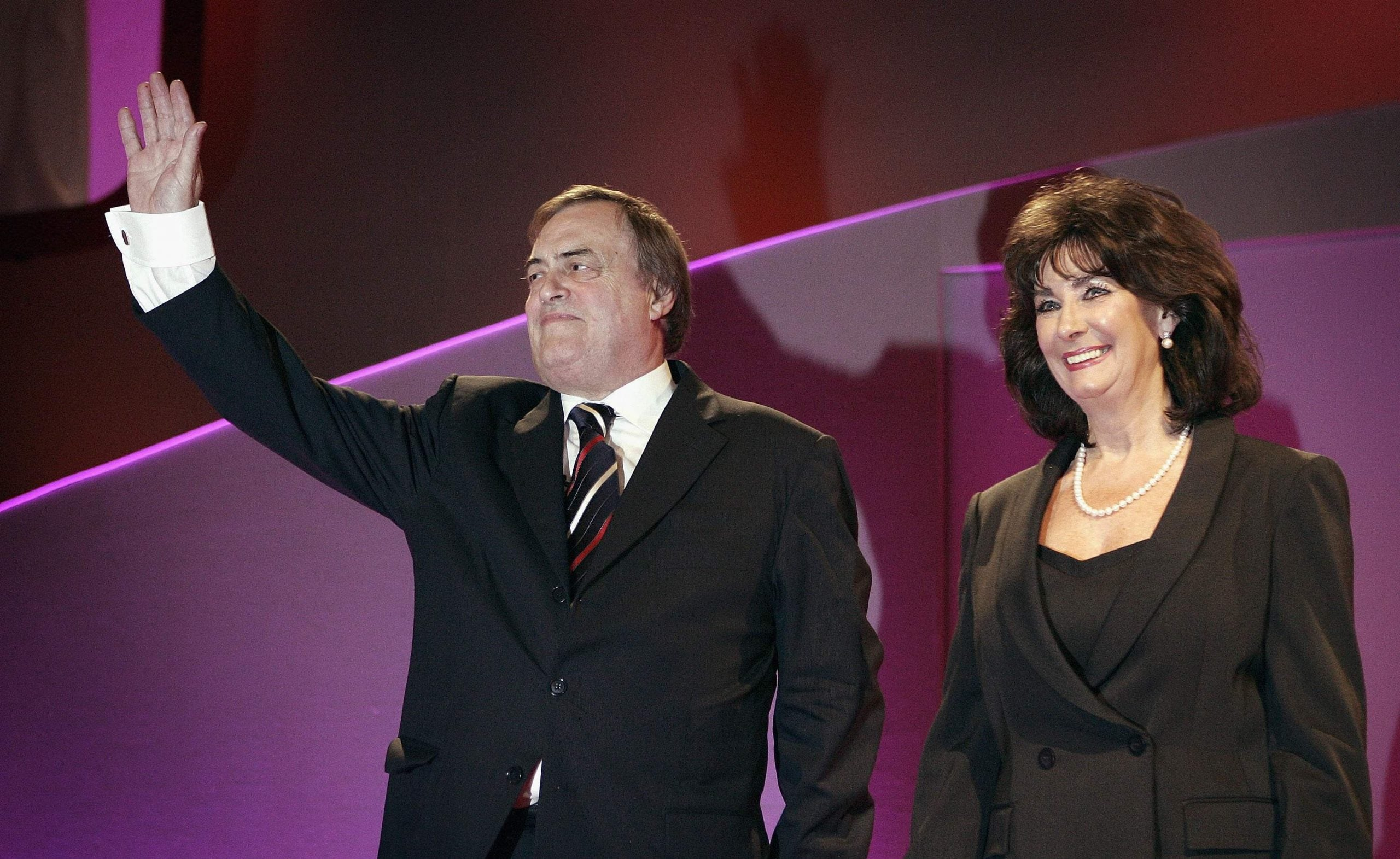 The Blairites were even on-message about their lunch choices, so thank god for big-haired Mrs Prescott