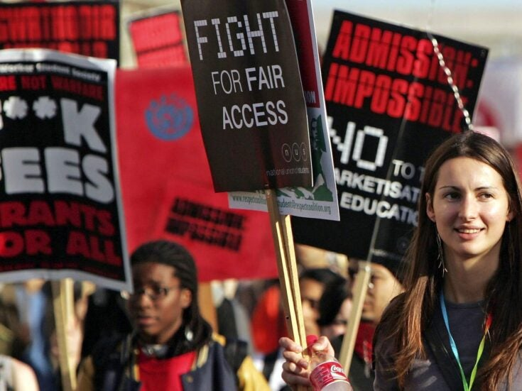 The real cost of tuition fees may soon be visible – could it lead to them being scrapped?