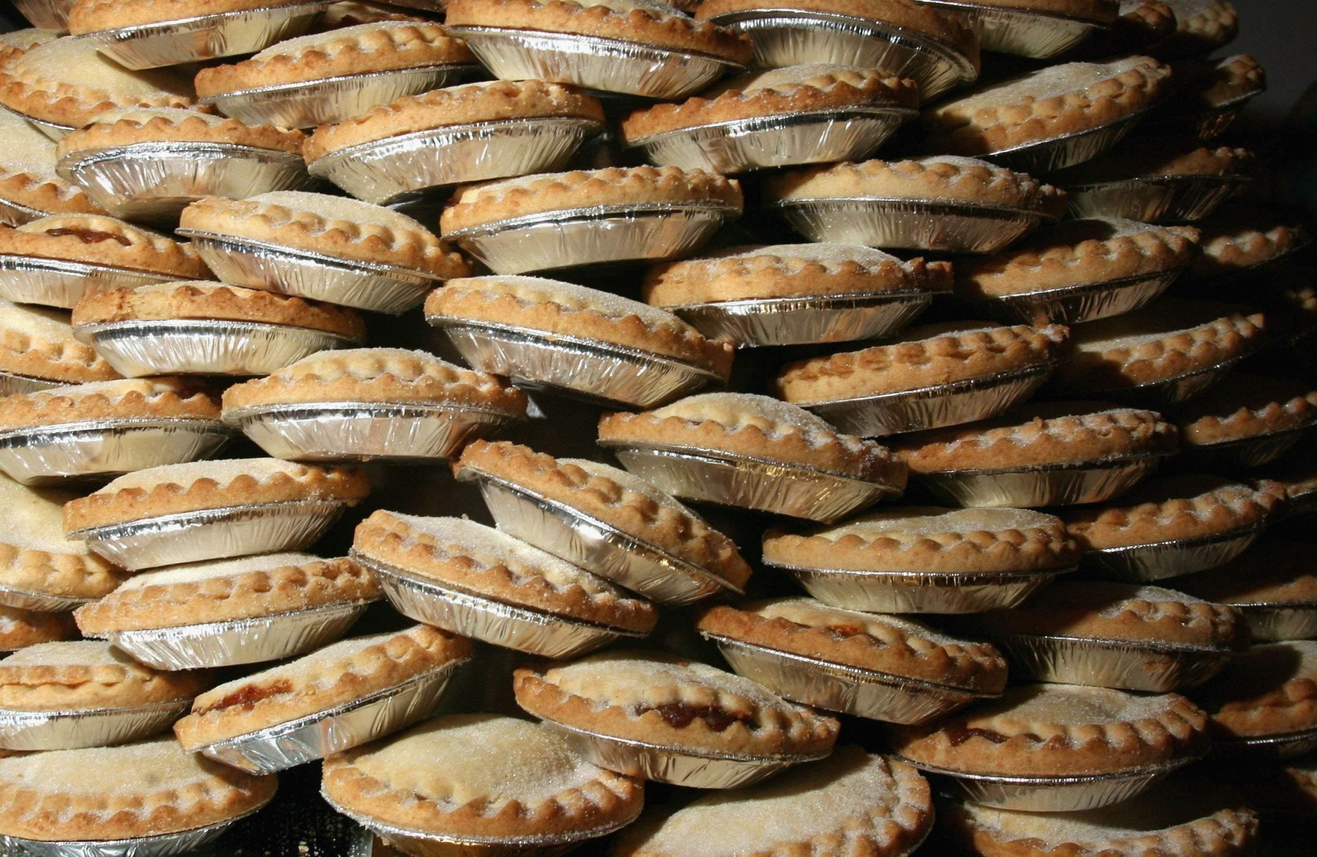 We all eat mince pies at Christmas – but does anyone actually like them?