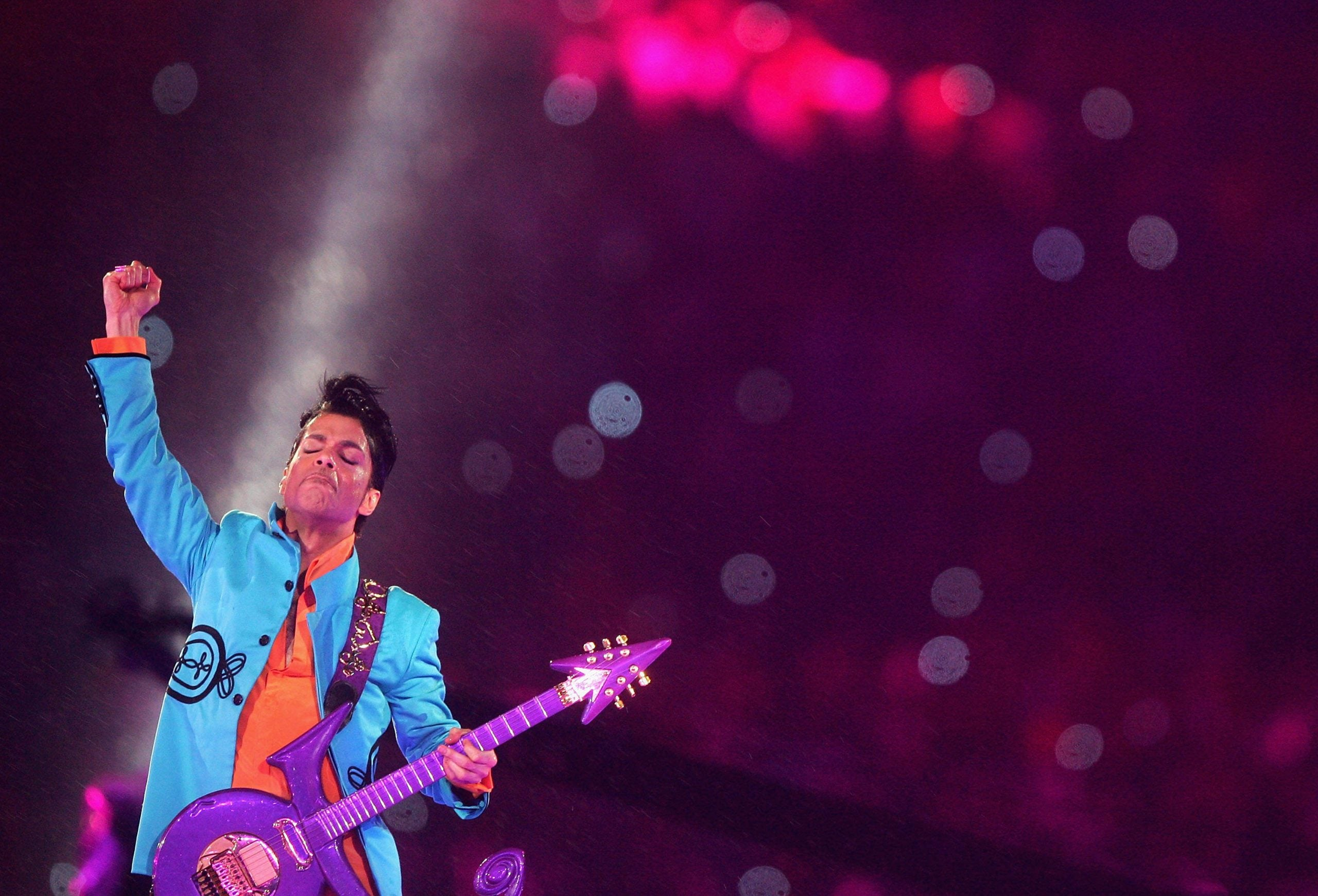 Prince's death rips a hole in the fabric of popular music
