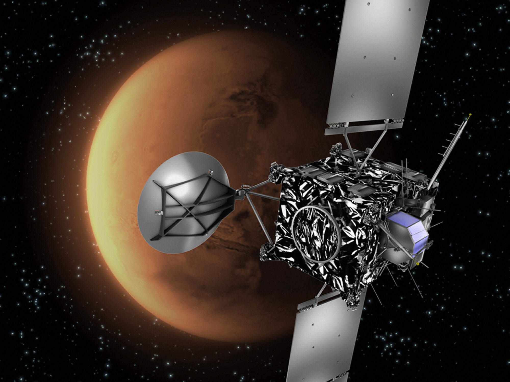 How politicians are preparing for life on Mars