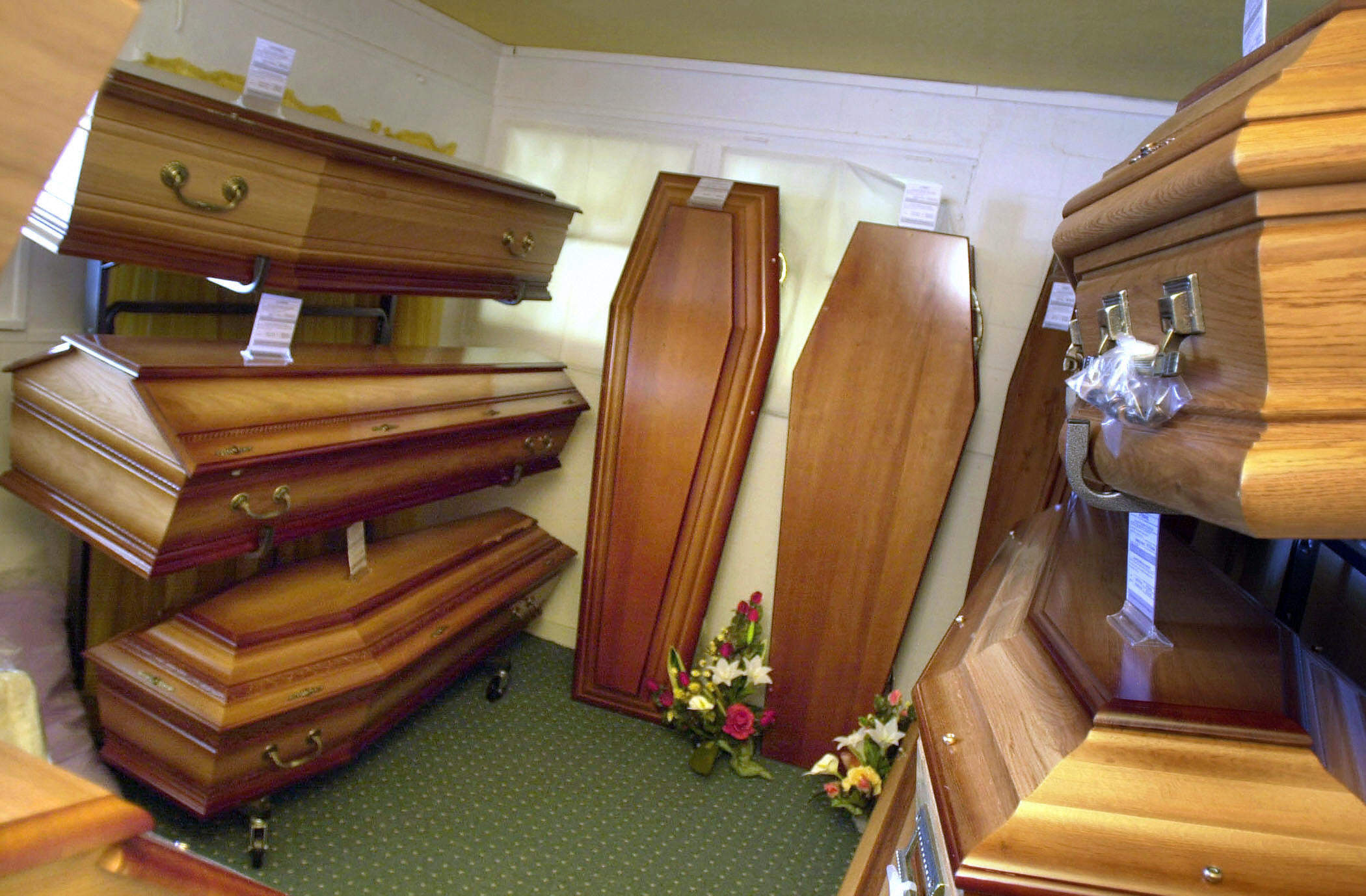 Why people are crowdfunding their funerals