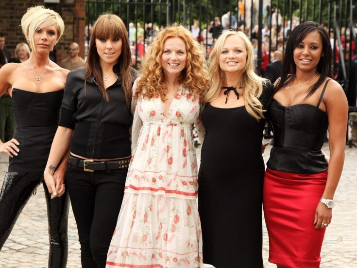 The Spice Girls have given us a politics lesson: partisanship, like friendship, never ends