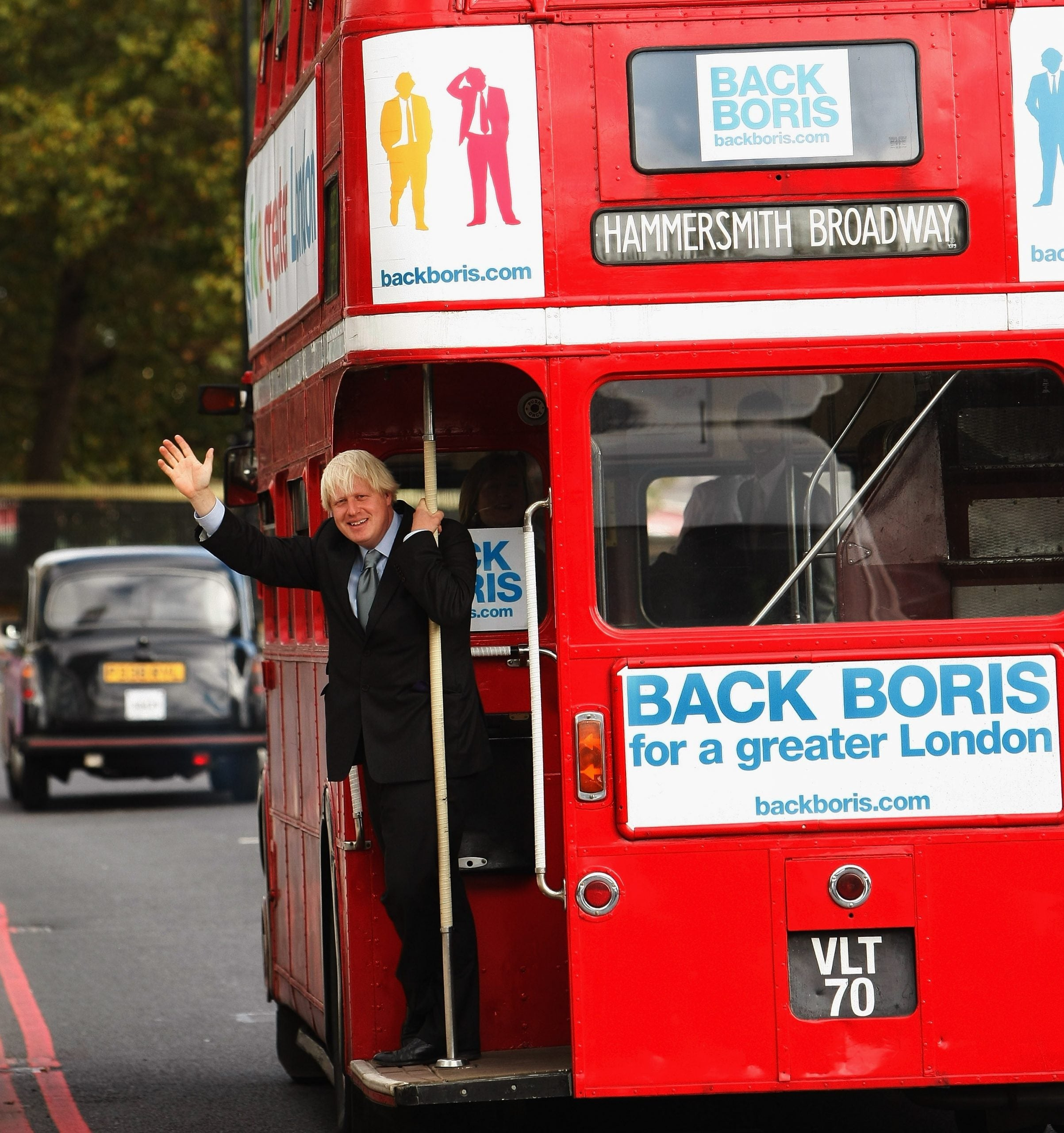 Boris Johnson yearns for the time when, as London mayor, he was popular. But those days are gone