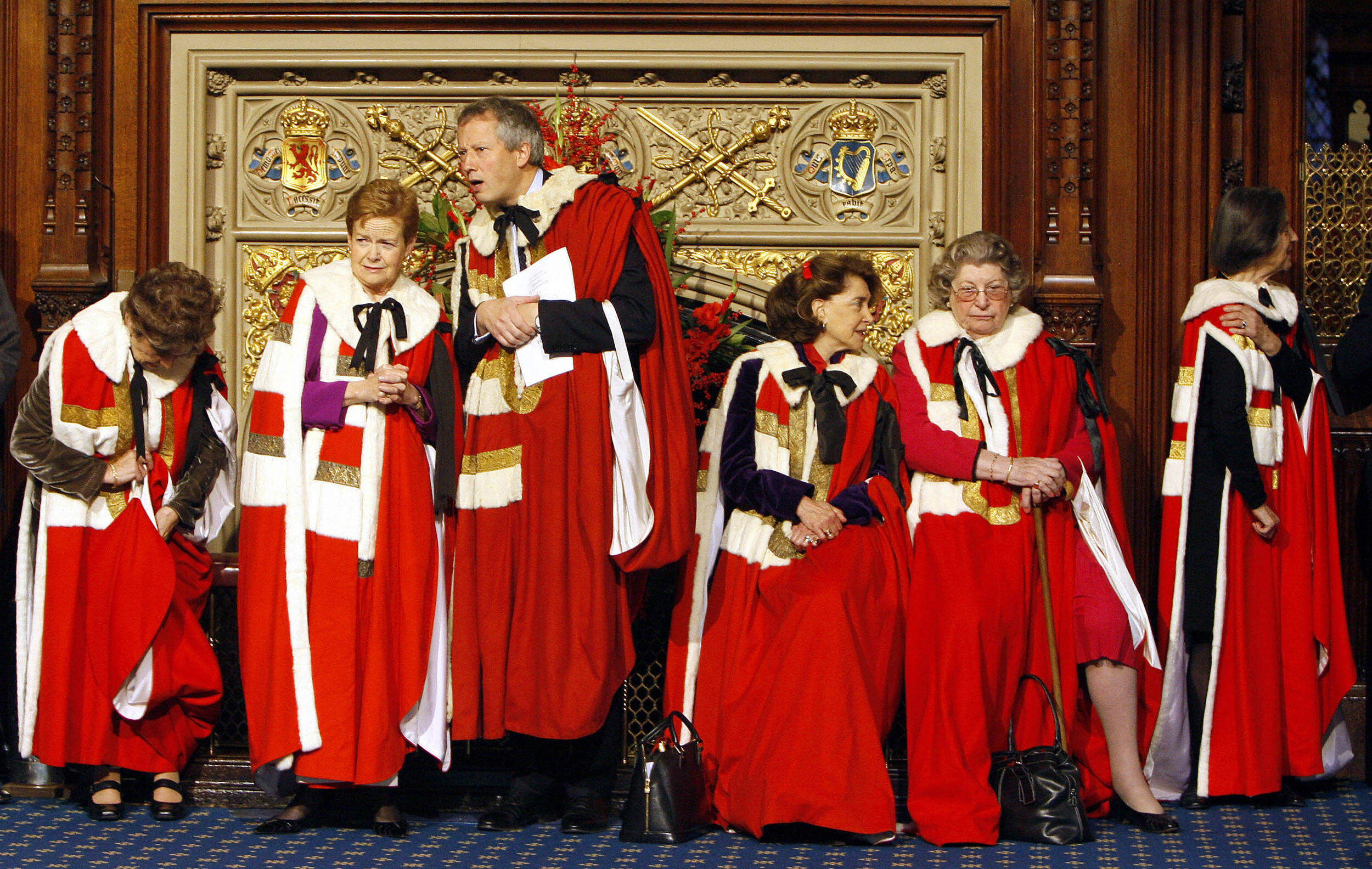Dark forces in Putin's Russia, high farce in the Lords and Labour's martinet patrician