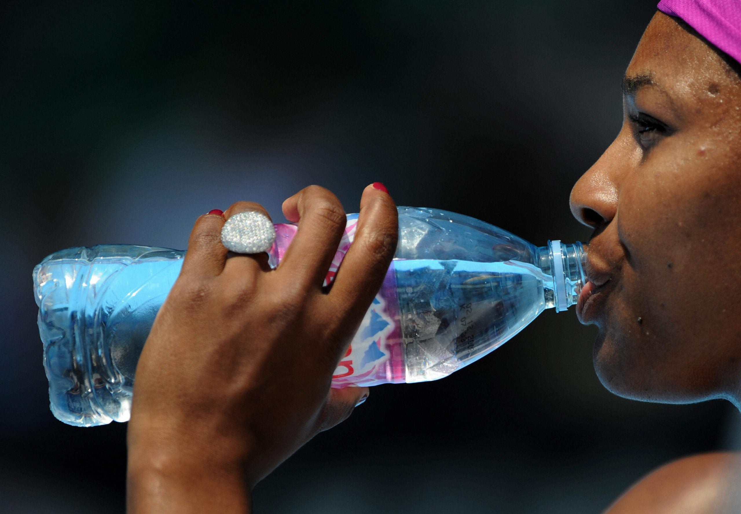Want to really shift the pounds in January? Get drinking water