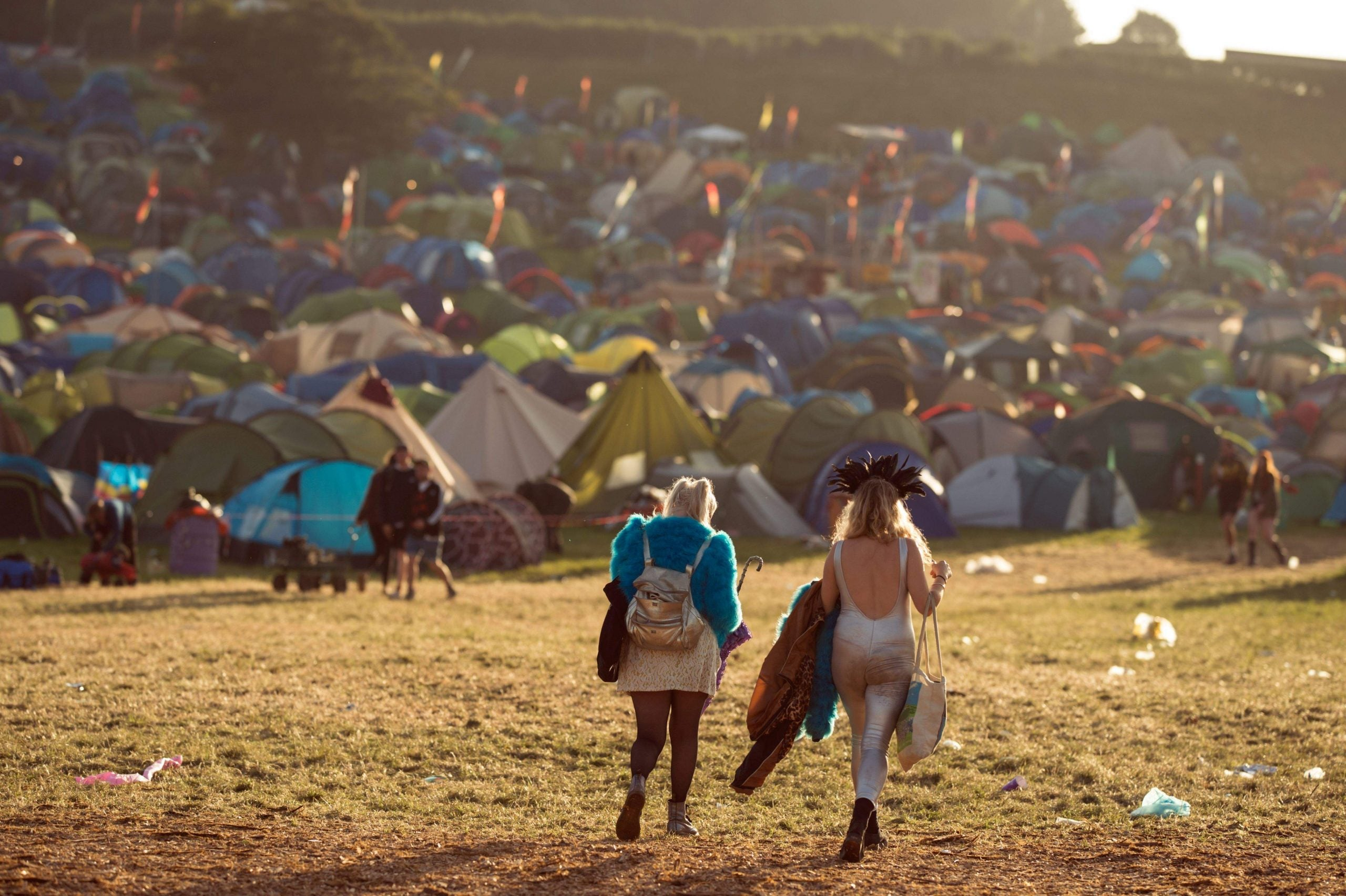 An open letter to Glastonbury, from a victim