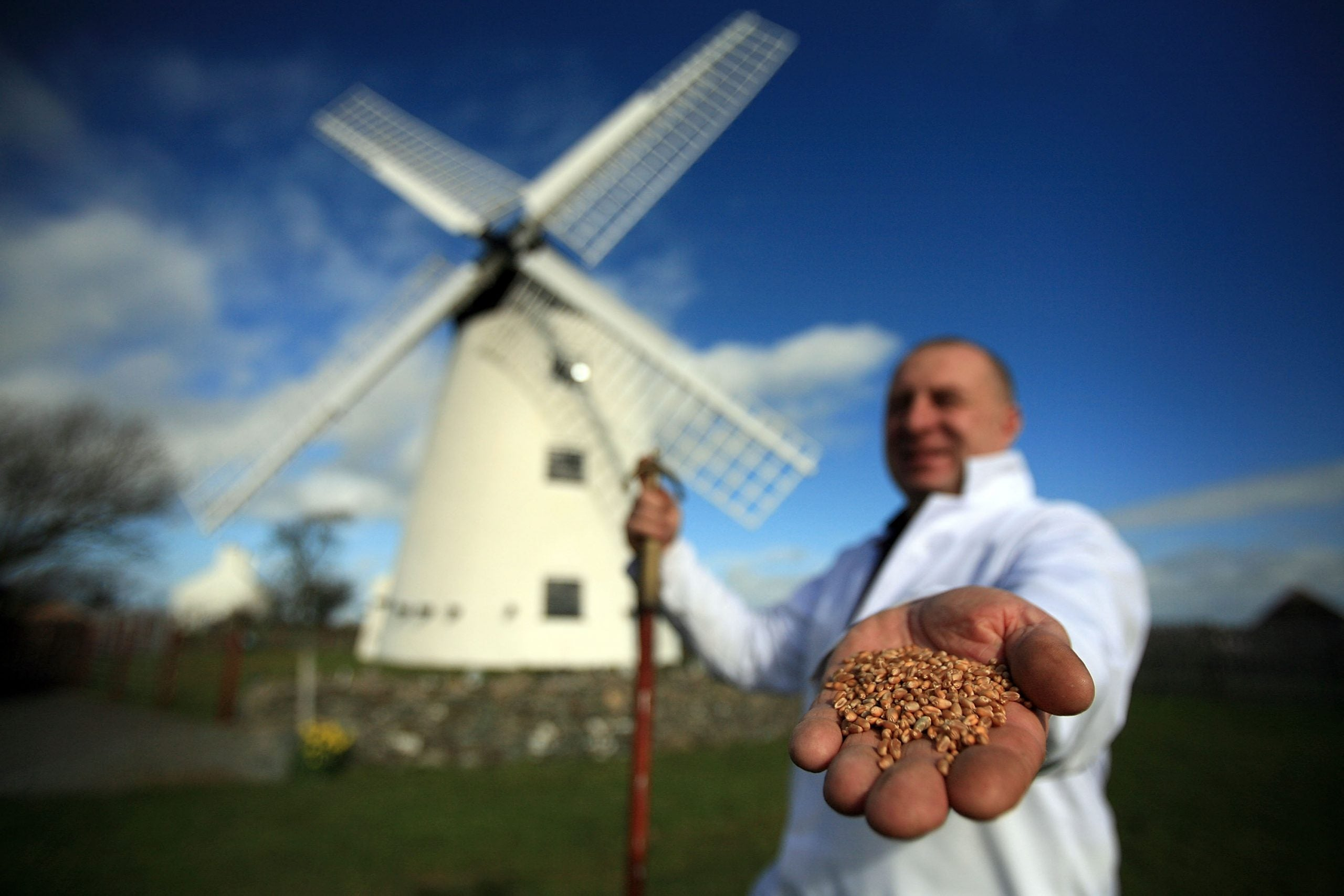 How flour millers are coping with Britain's bread baking boom