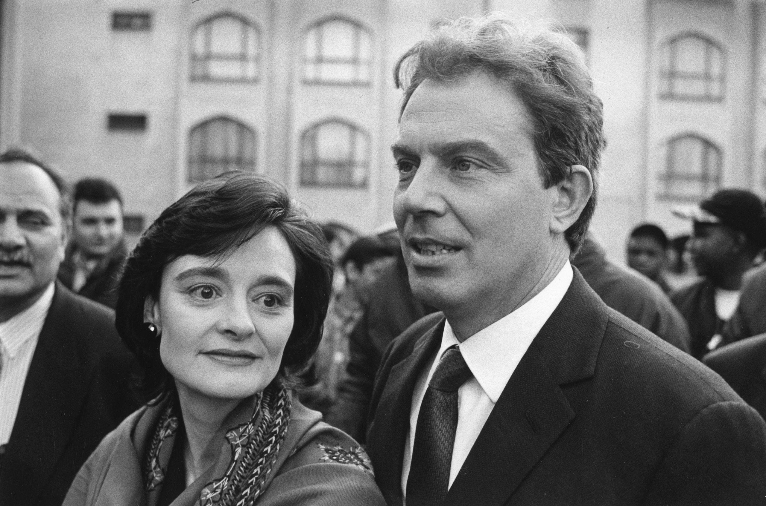 From the 1997 election archive: Interview with Tony Blair