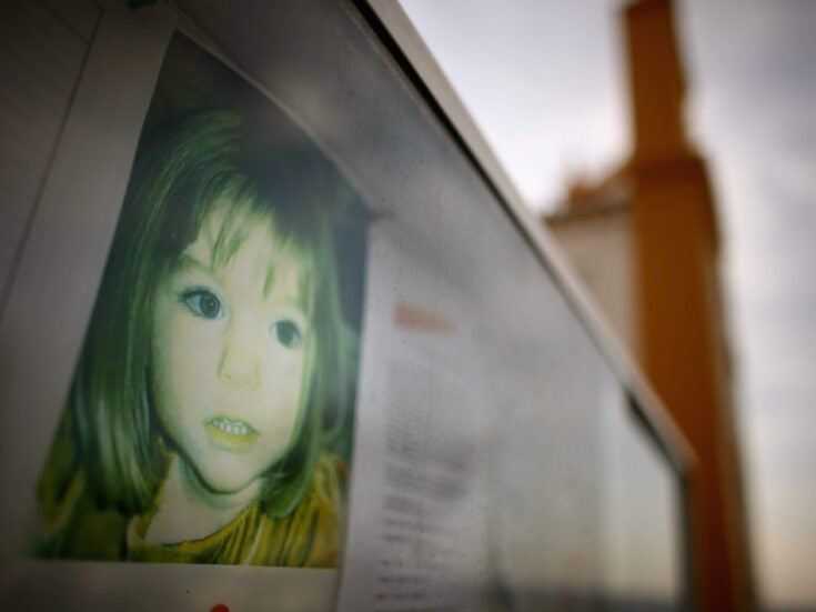 Pearl: Two Fathers, Two Daughters and the heartbreak of the McCanns