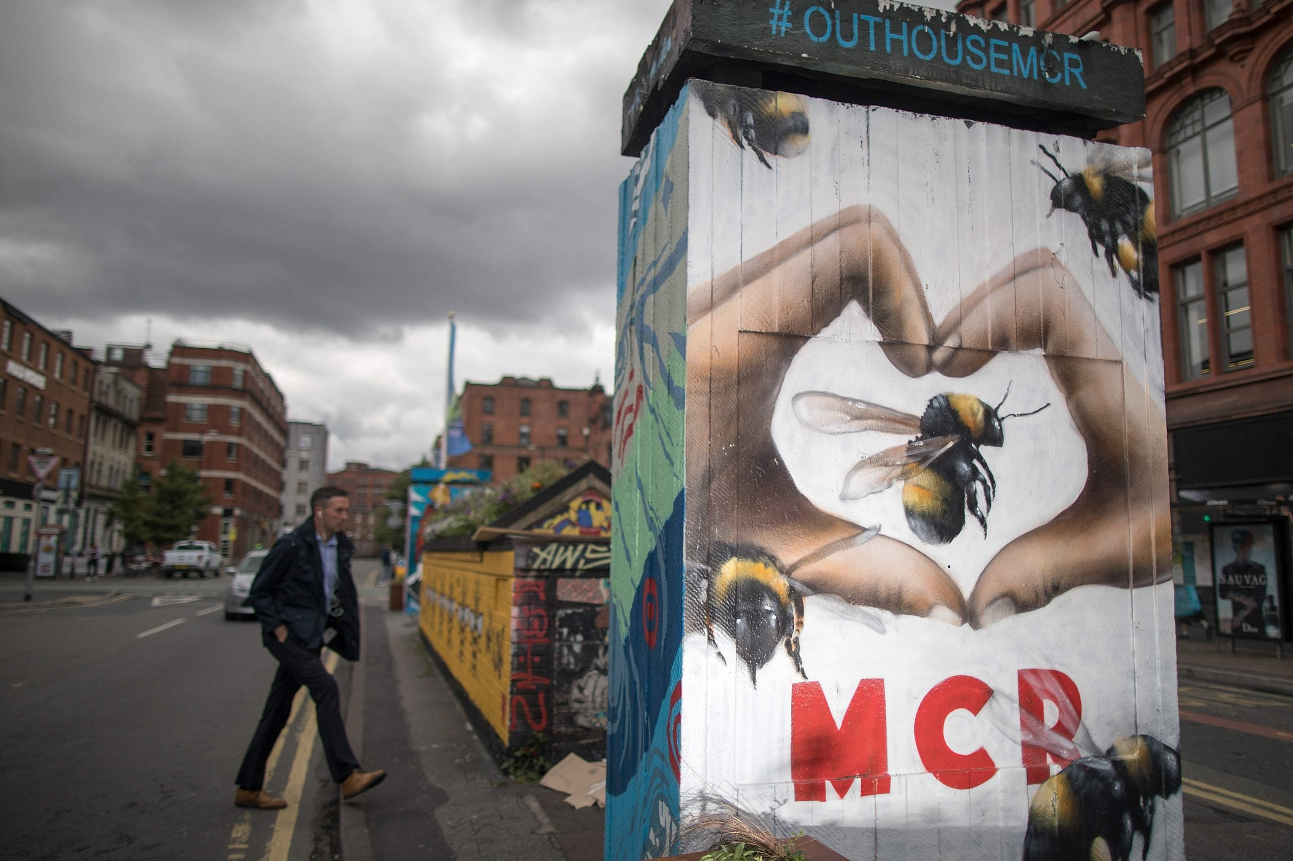 Manchester after terror - a city divided on how to prevent it again