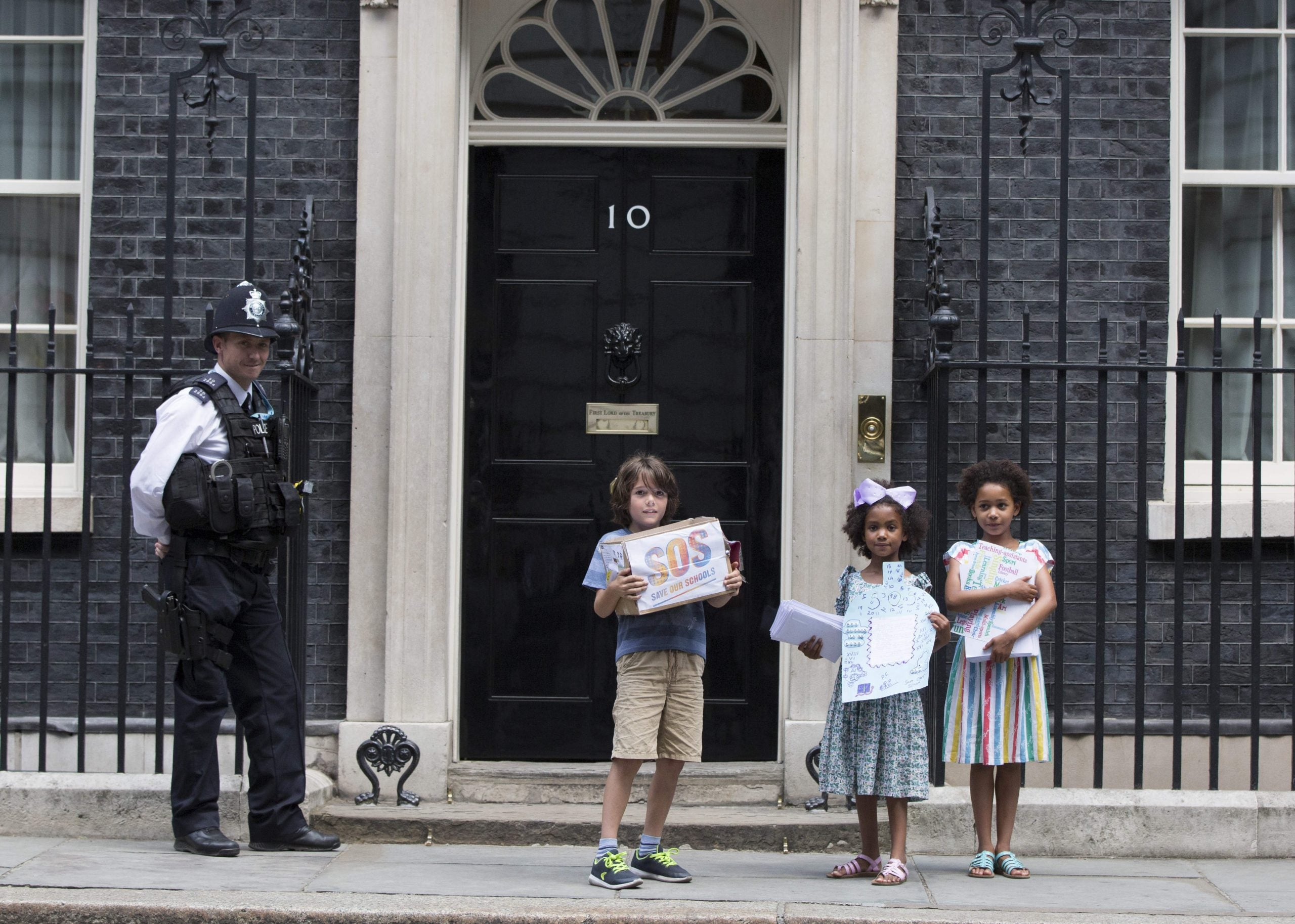 The extra money for schools is too little, far too late – they are already on their knees