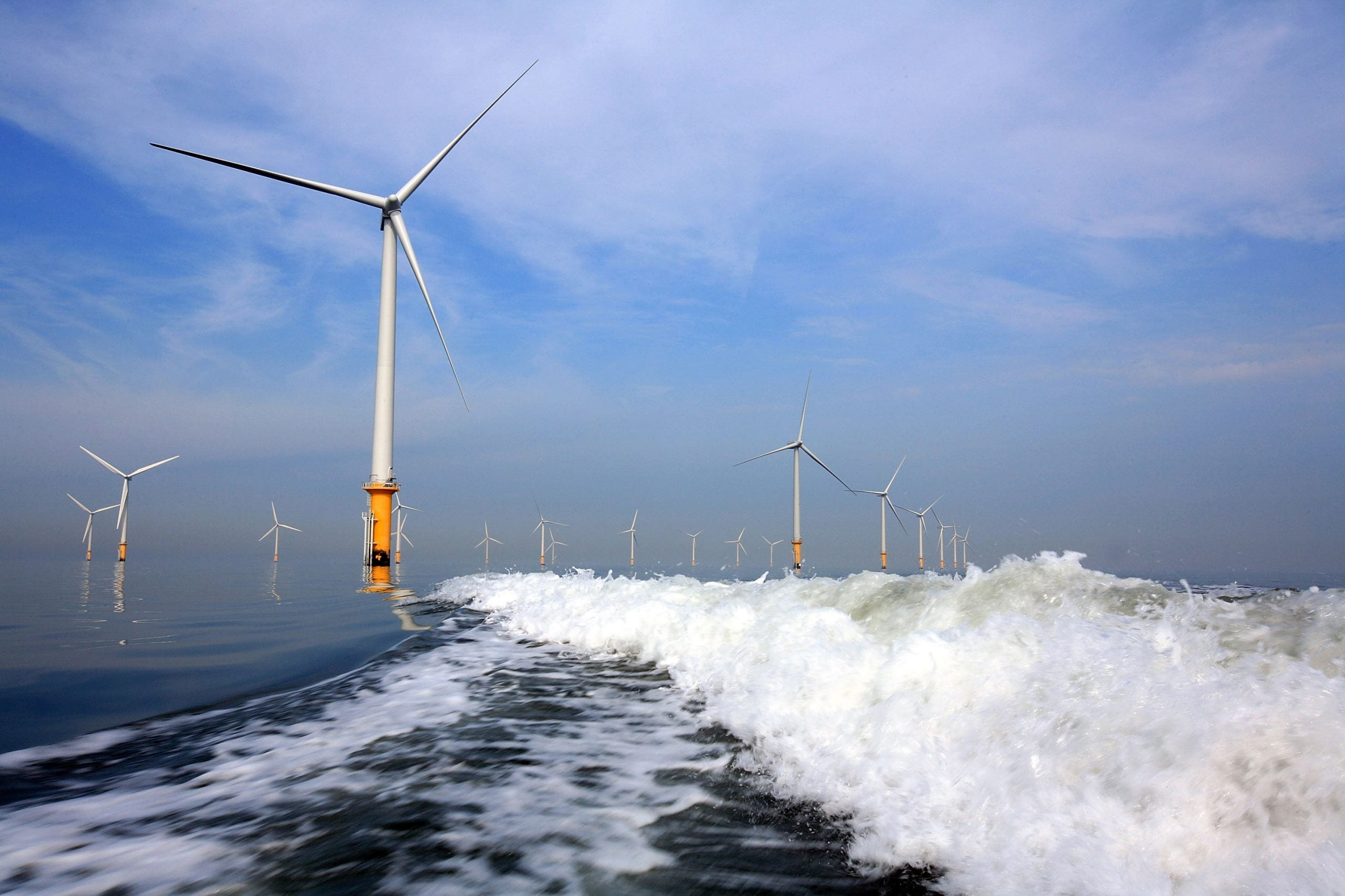 How to produce offshore energy without harming the oceans