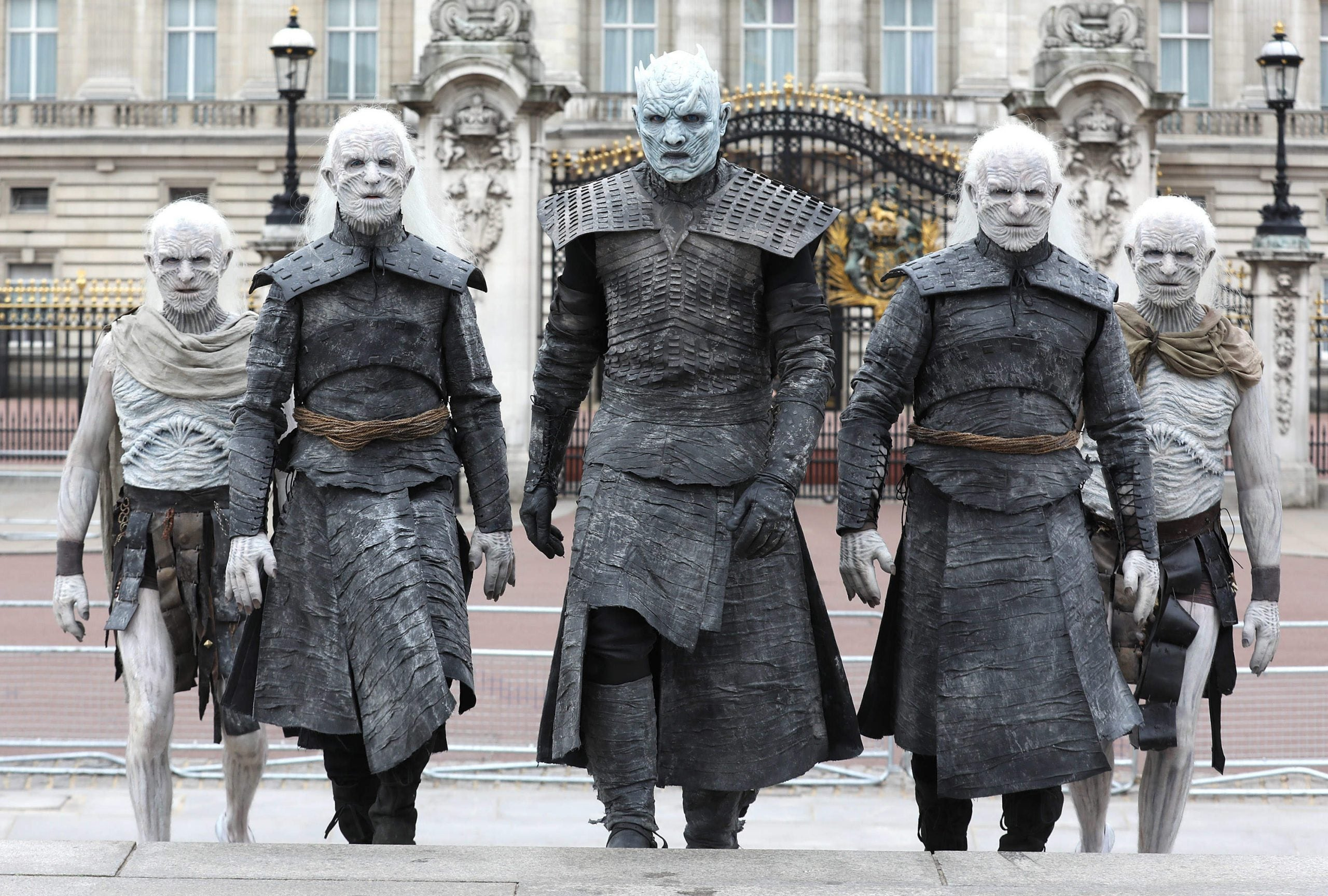 The Tories play Game of Thrones while the White Walkers from Brussels advance