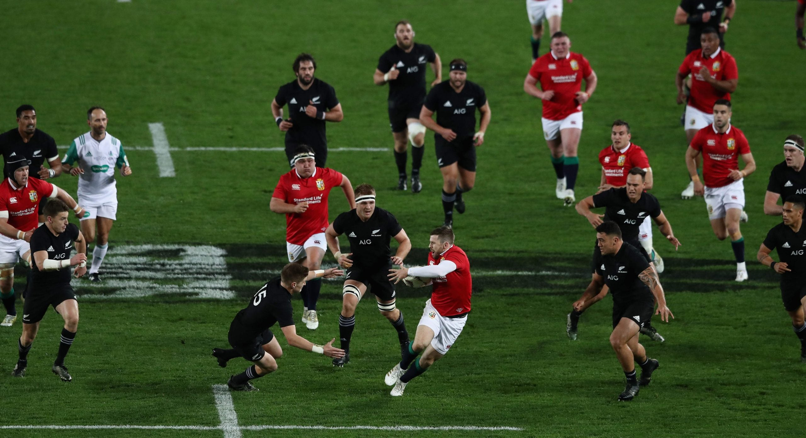 What I learned about justice while watching the All Blacks take on the Lions