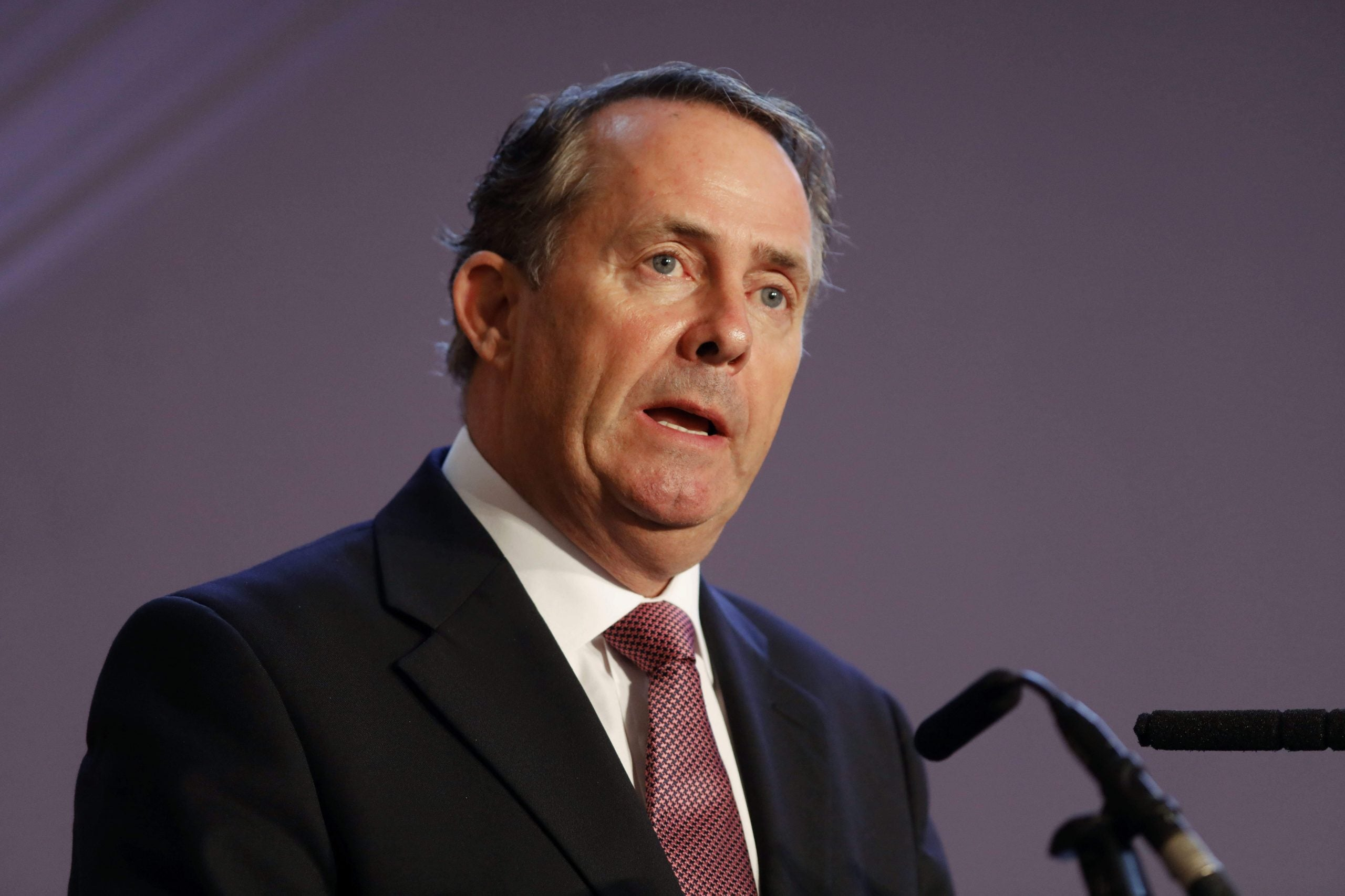 Why we can't let Liam Fox negotiate post-Brexit trade deals behind closed doors