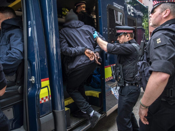 The war on our streets: boys in UK knife crime are like child soldiers. They need compassion
