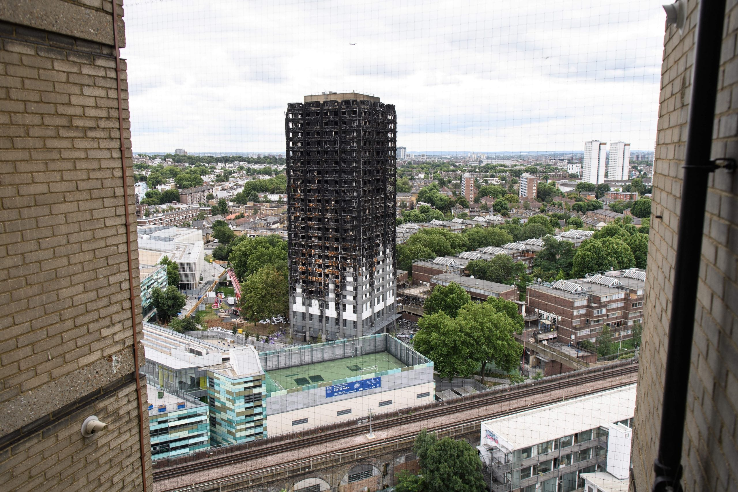 The next challenge for Grenfell survivors - bidding on a council house