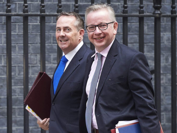 Commons Confidential: Gove goes Fox-hunting