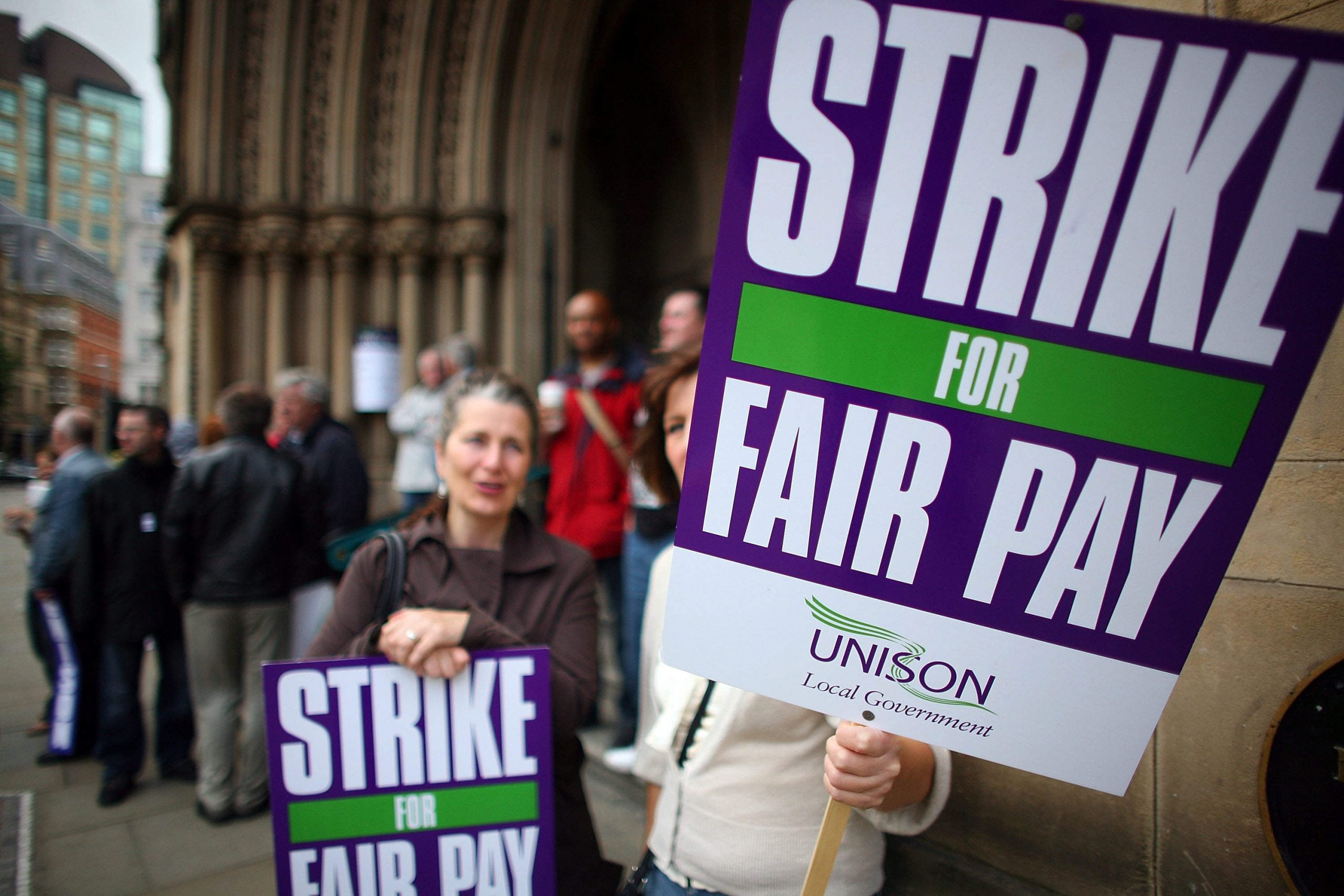 Workers' rights after Brexit? It's radio silence from the Tories