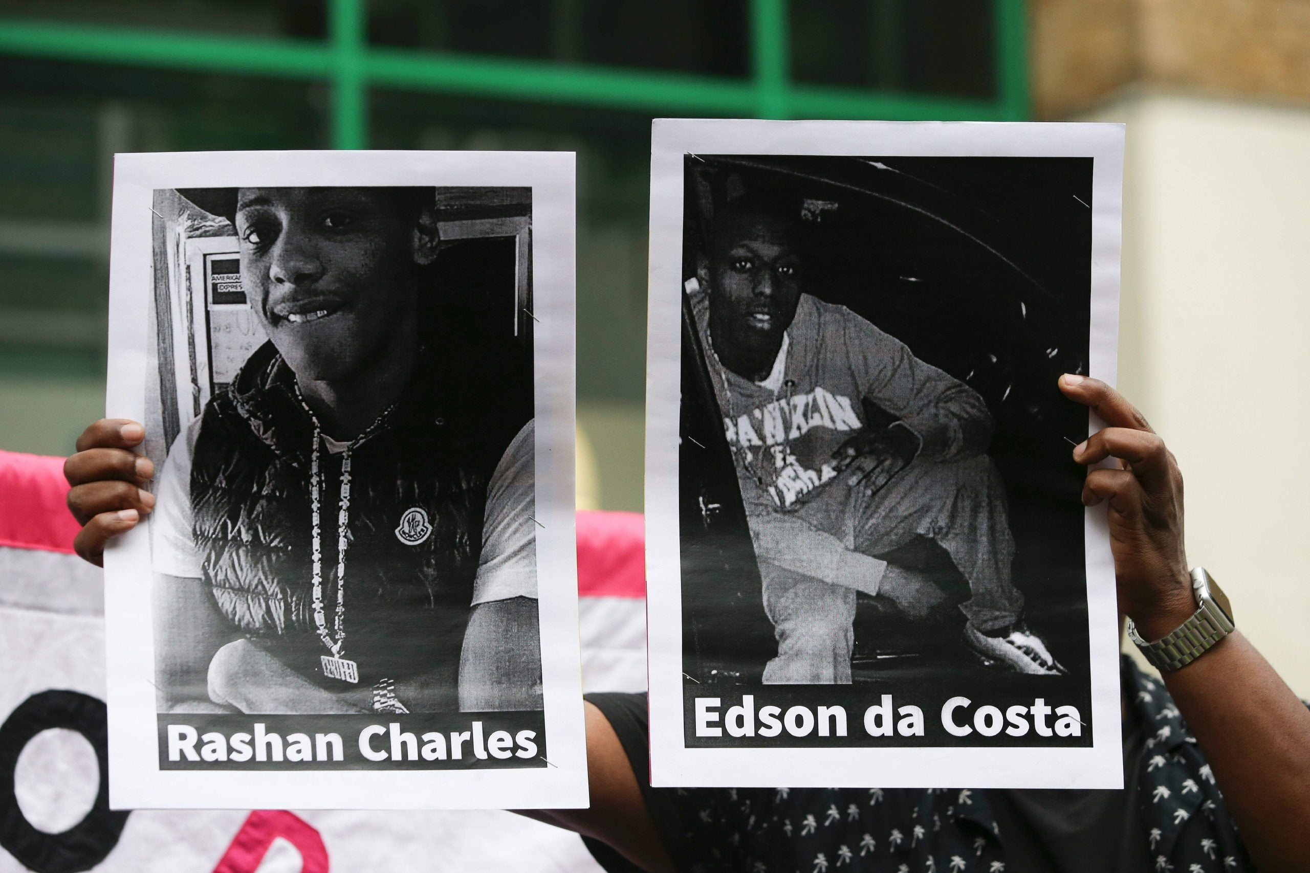 Unrest in Dalston: the death of Rashan Charles took place in a divided community