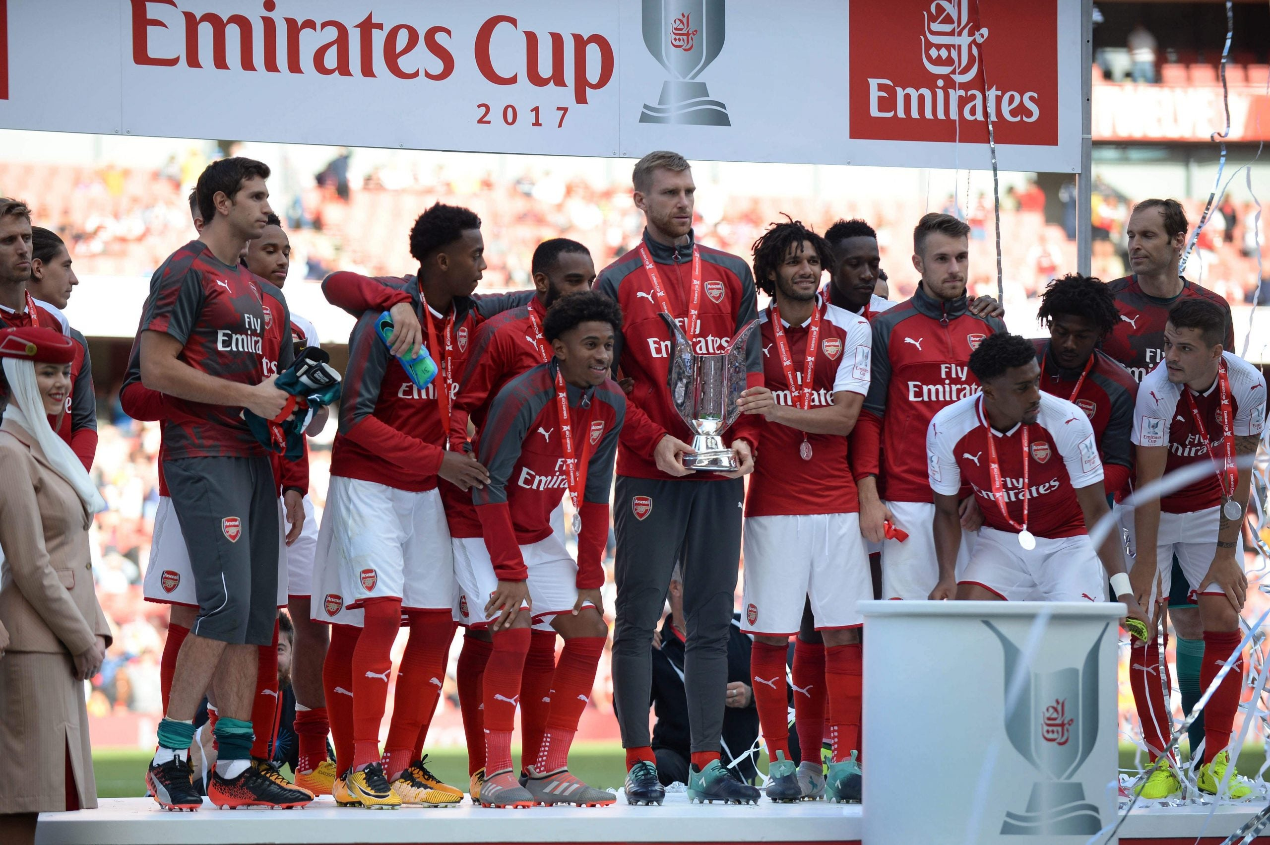 Arsenal's Emirates Cup win shows how hollow pre-season really is