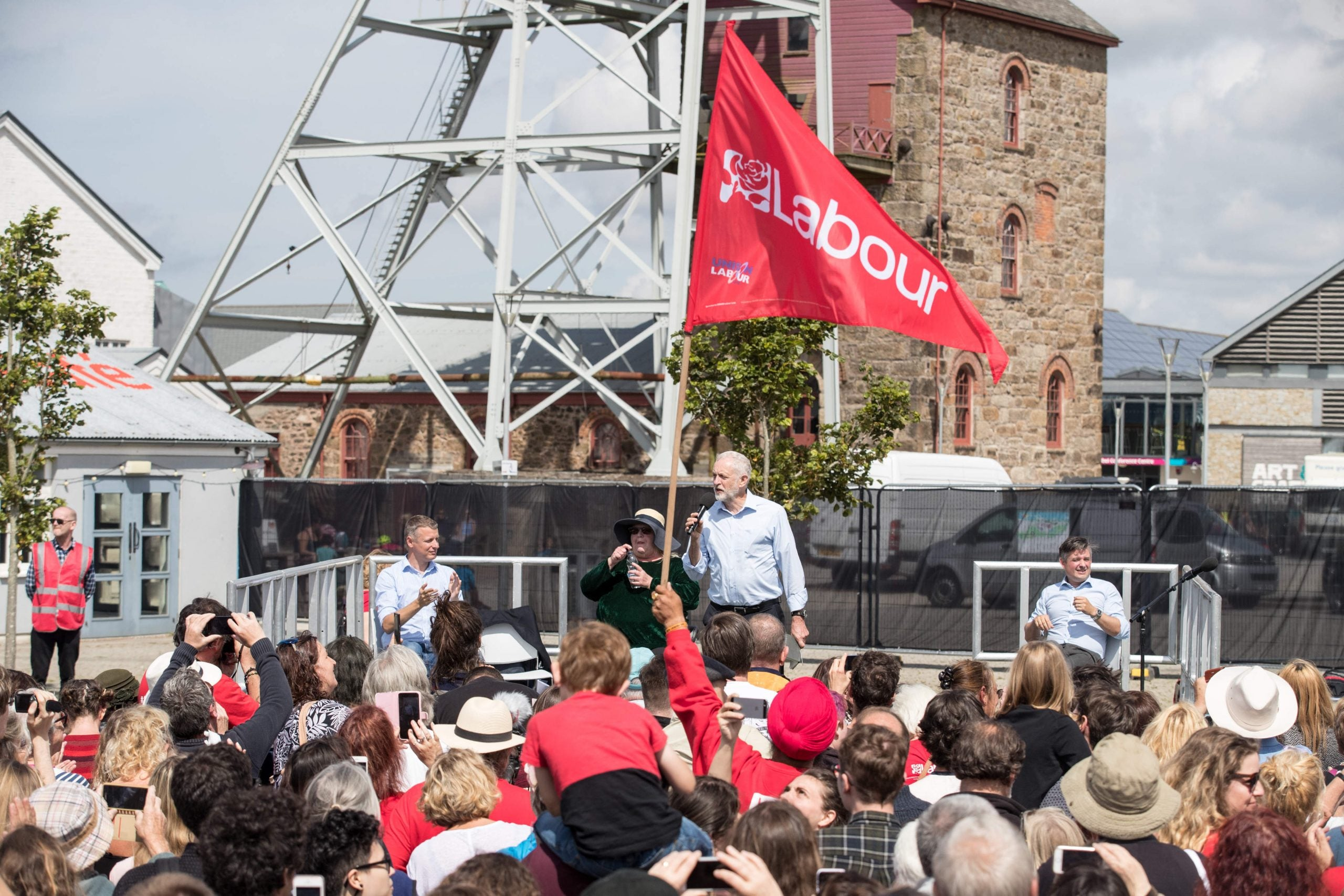 The 2017 election was far from a triumph – Labour must do a lot more to win