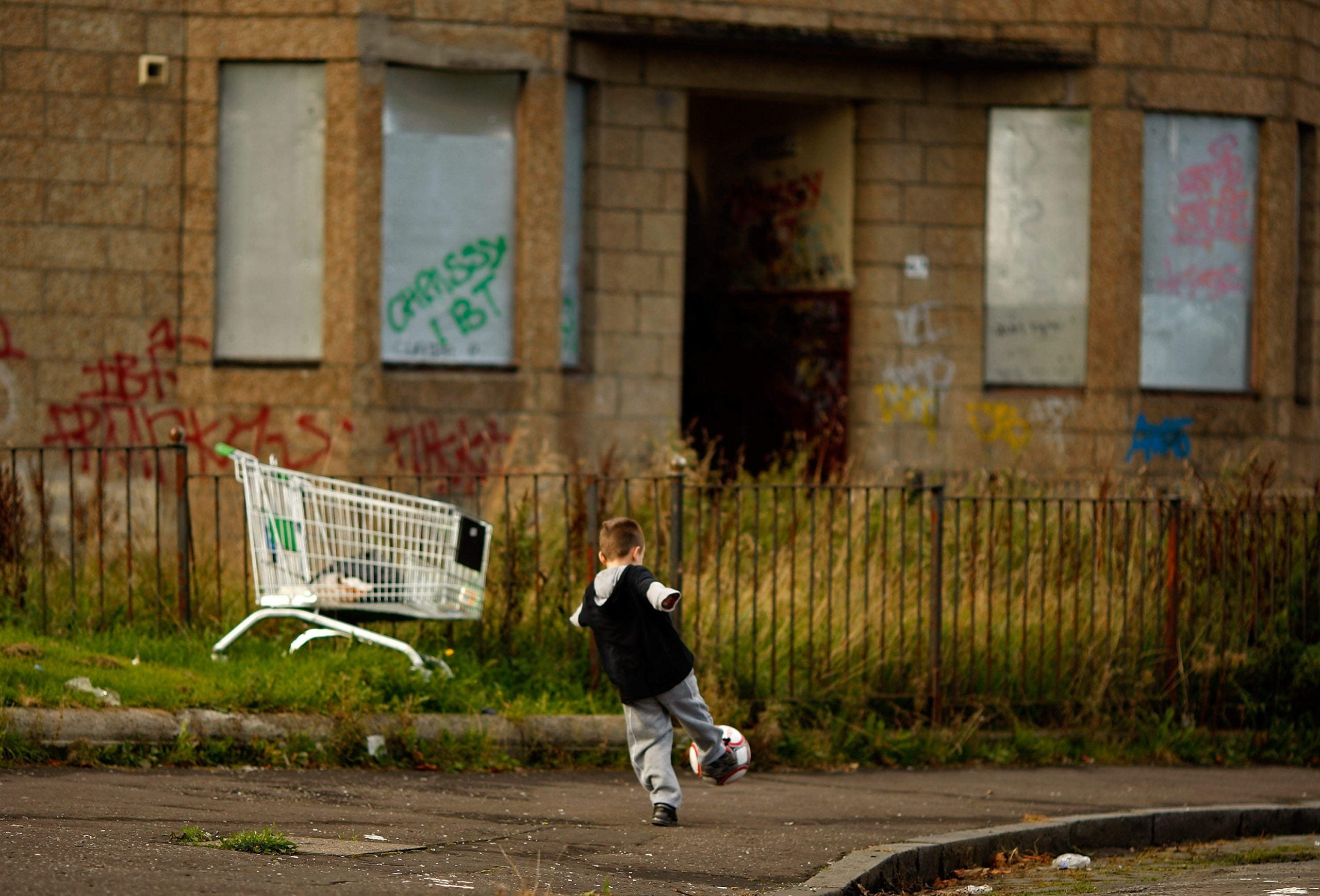 Time to start fixing the broken safety net that no longer catches struggling families