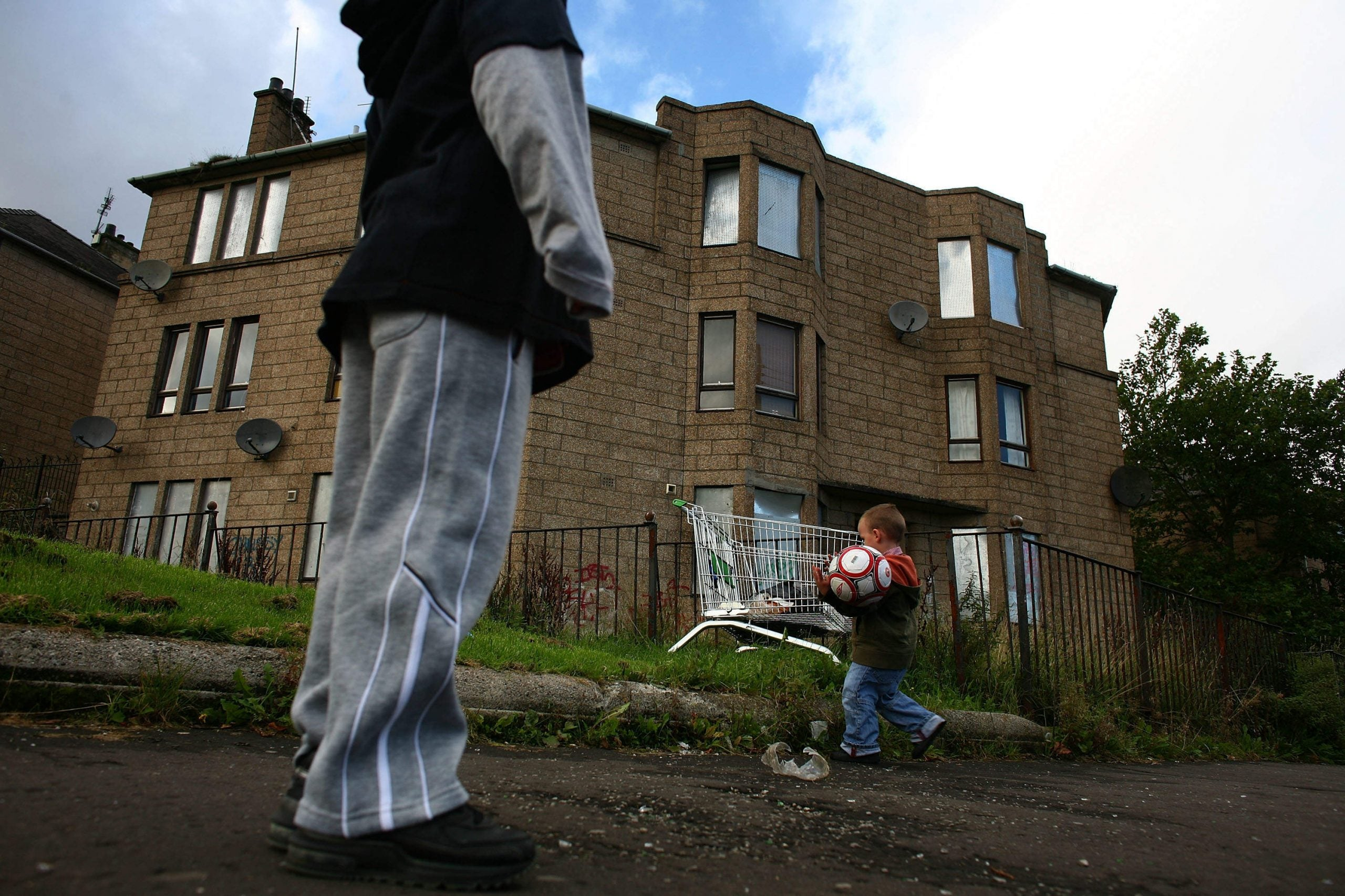 The evidence is clear – Universal Credit is pushing children into poverty
