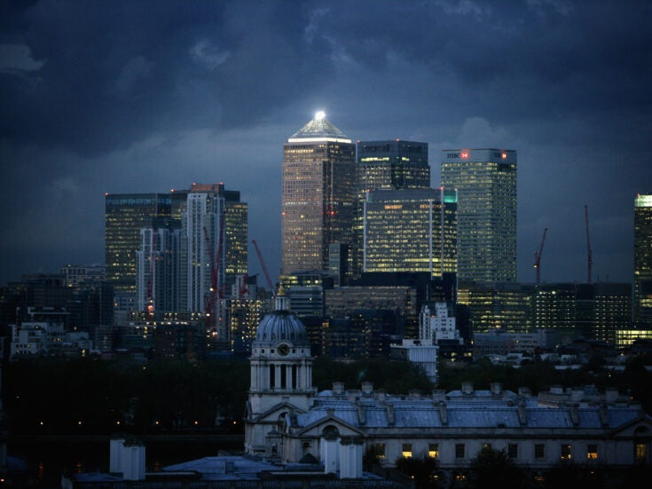 UK forecast to suffer the worst economic scarring of any G7 country