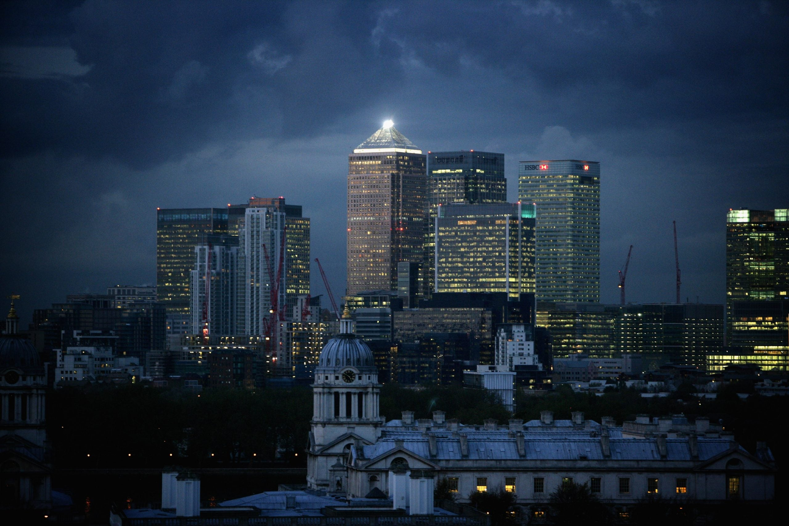Why the Brexit deal is a disaster for the City