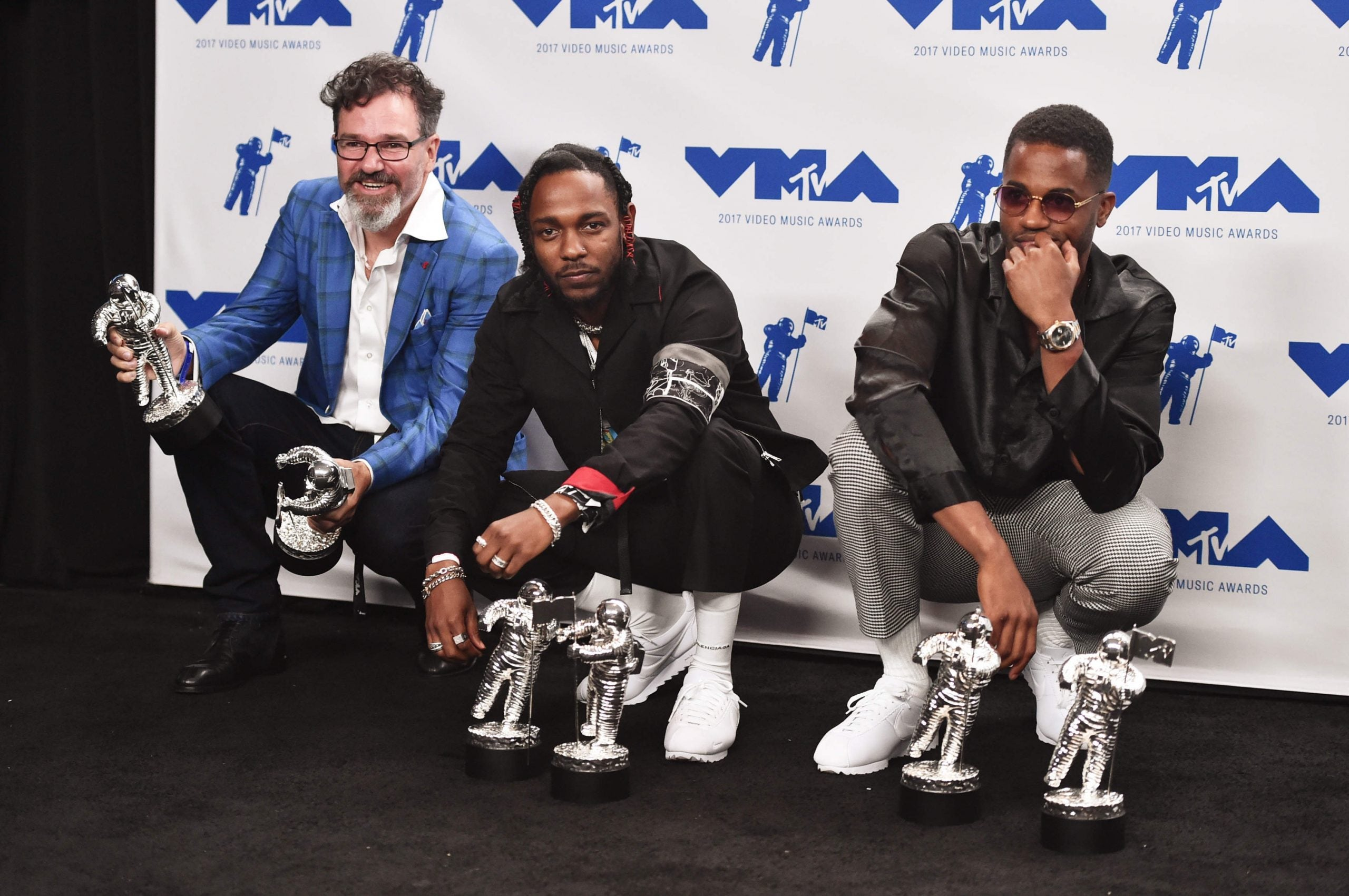 Being gender neutral doesn't help – just look at the MTV Video Music Awards