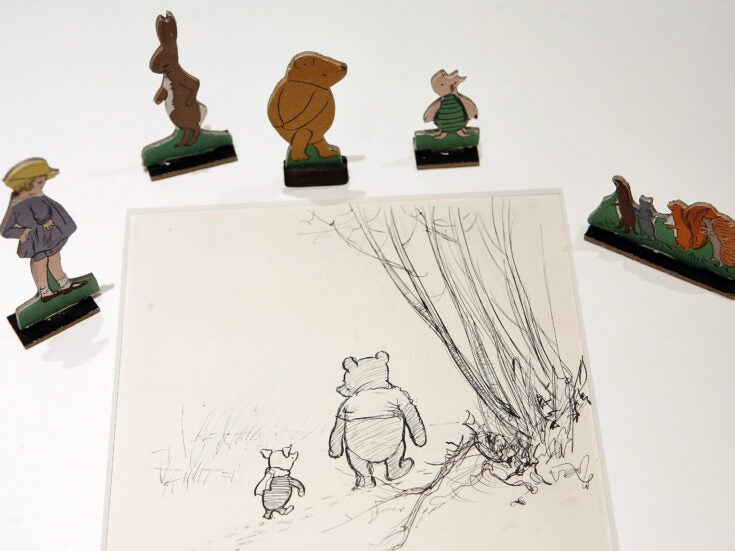 Leader: The enduring cultural influence of Winnie the Pooh