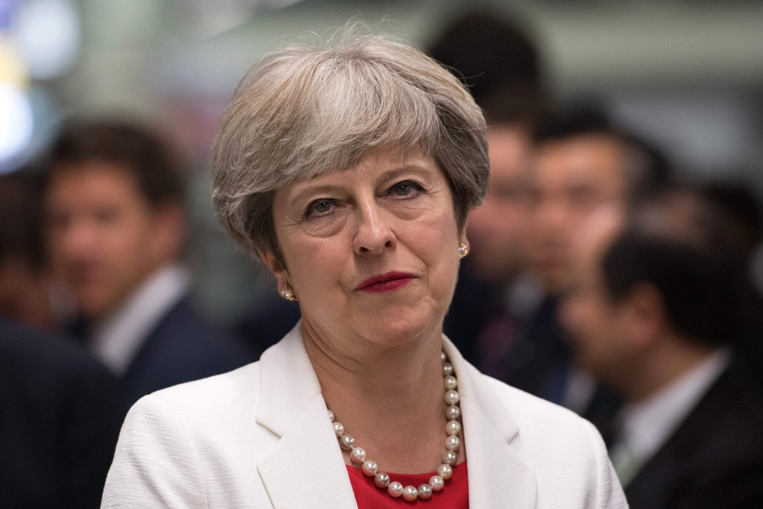 Whatever Theresa May says, her party won't let her fight another general election